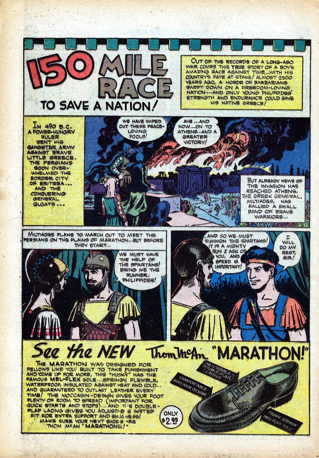 Read online Wonder Woman (1942) comic -  Issue #10 - 35