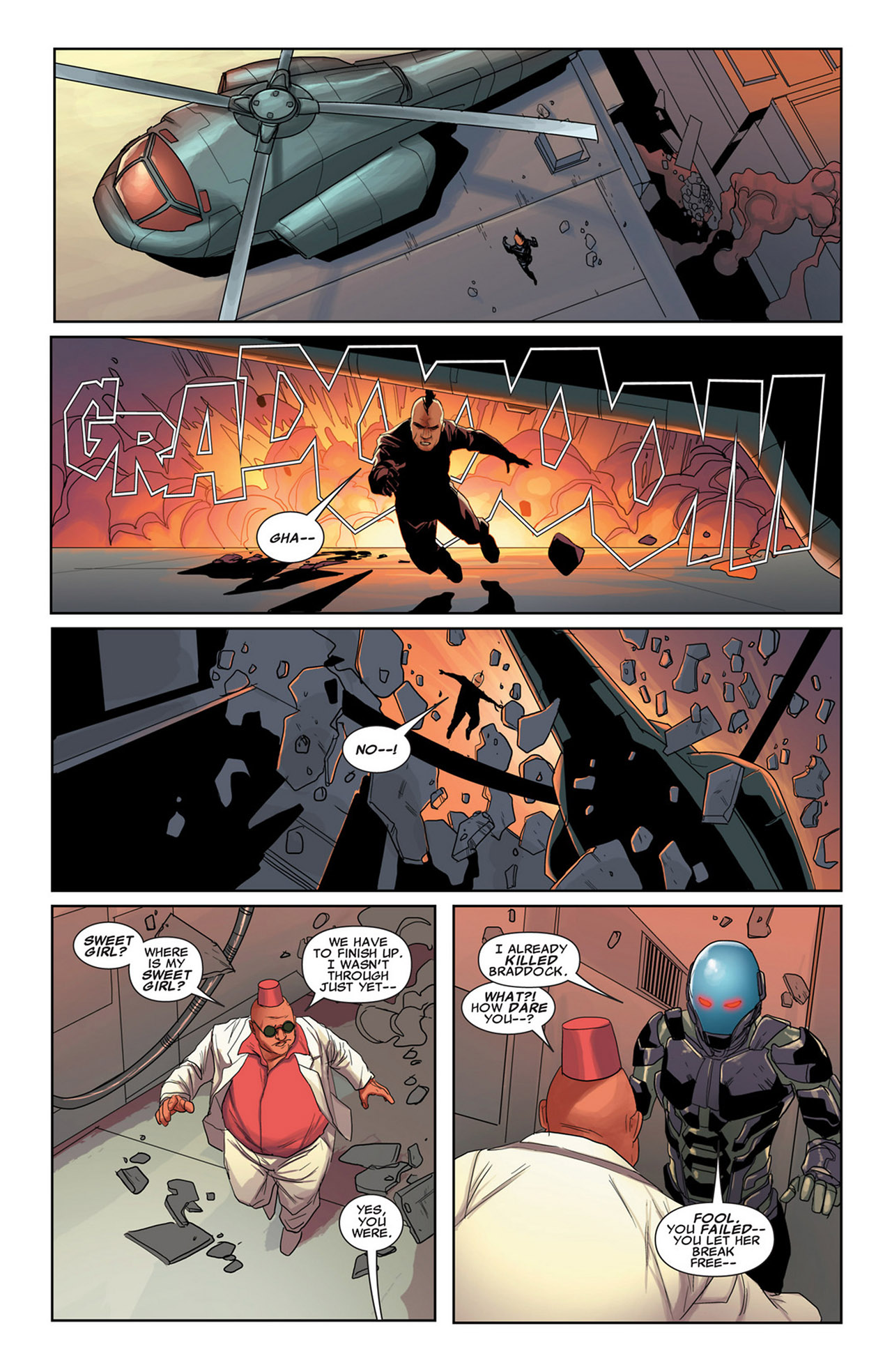 Read online Uncanny X-Force (2010) comic -  Issue #34 - 9