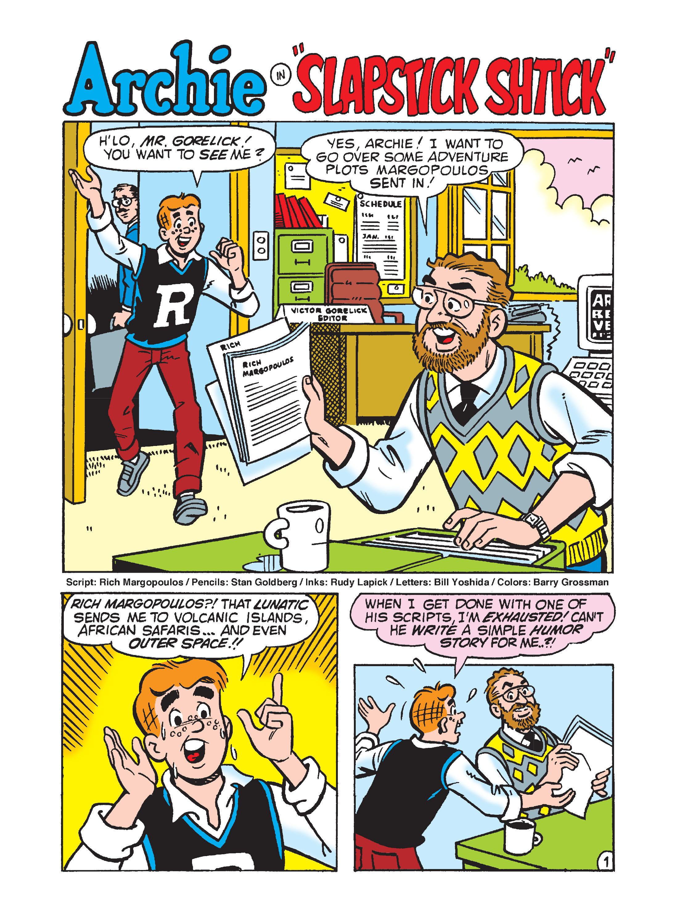 Read online Archie's Funhouse Double Digest comic -  Issue #8 - 79