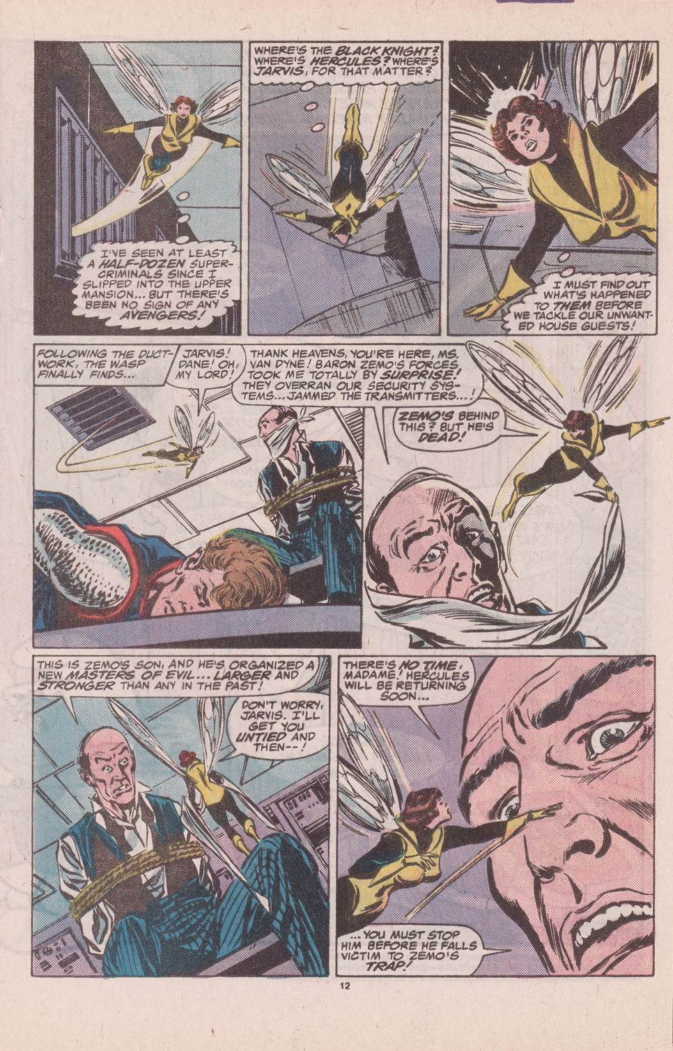 The Avengers (1963) 274 Page 12