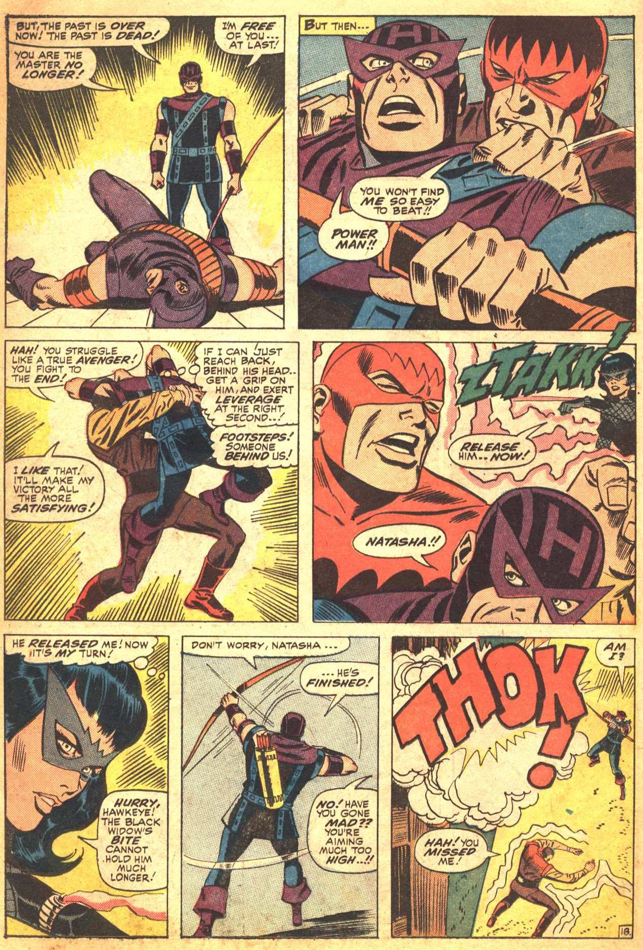 The Avengers (1963) 30 Page 18