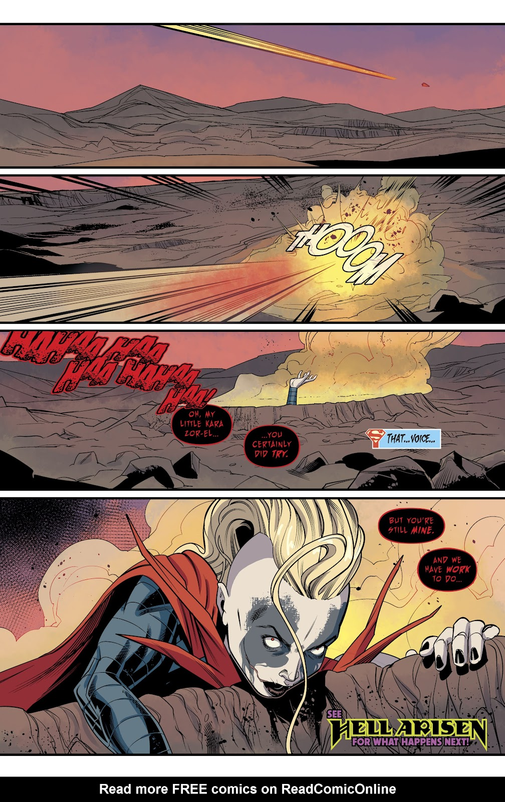 Read online Supergirl (2016) comic -  Issue #40 - 22