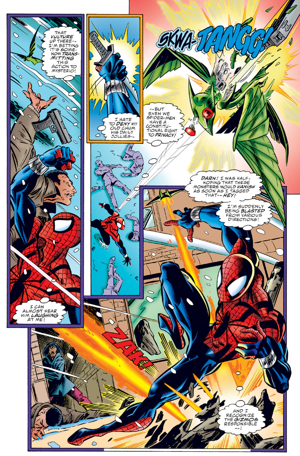 The Amazing Spider-Man (1963) 408 Page 14