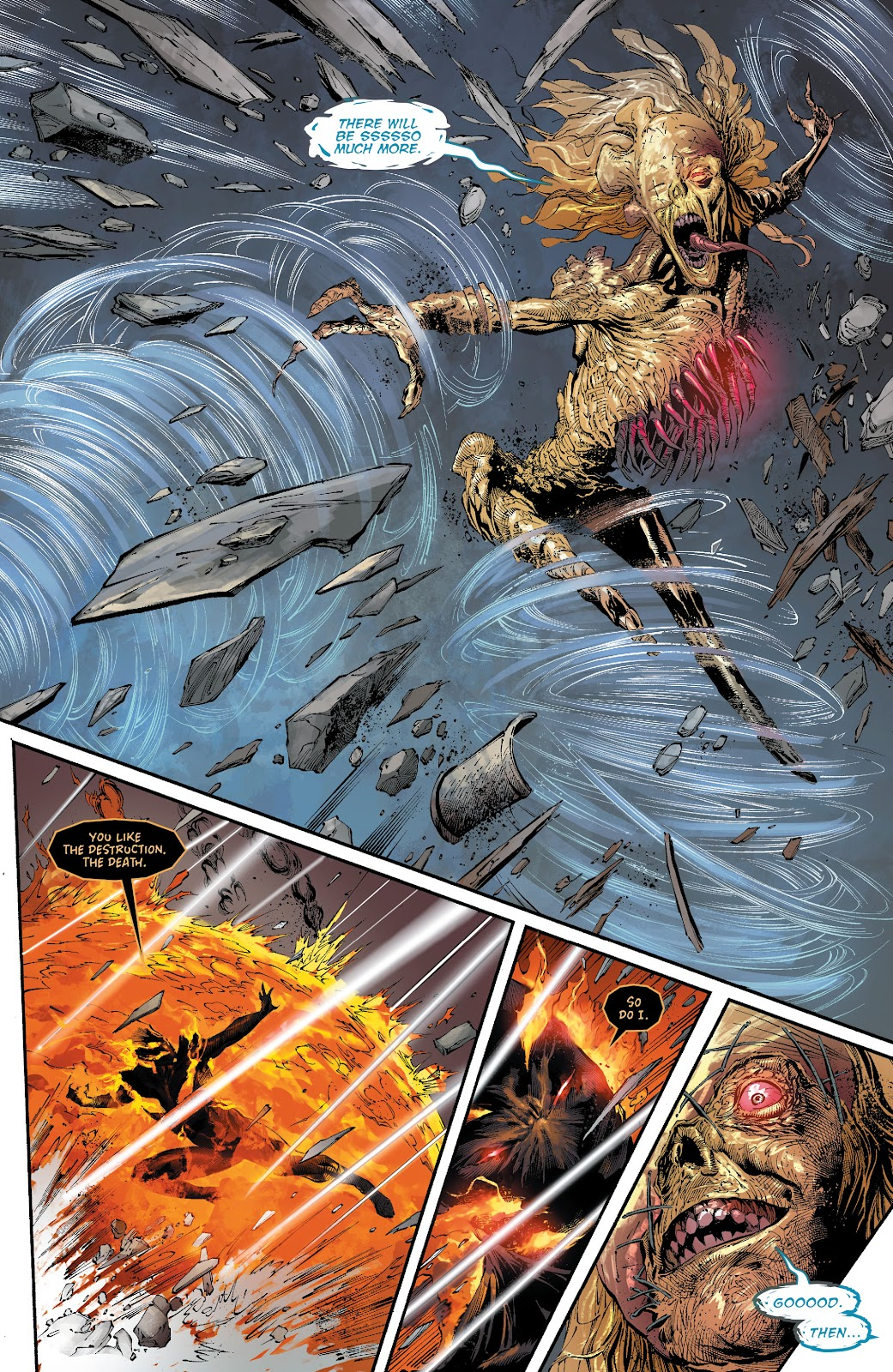 Read online The Curse of Brimstone: Ashes comic -  Issue # TPB (Part 1) - 30