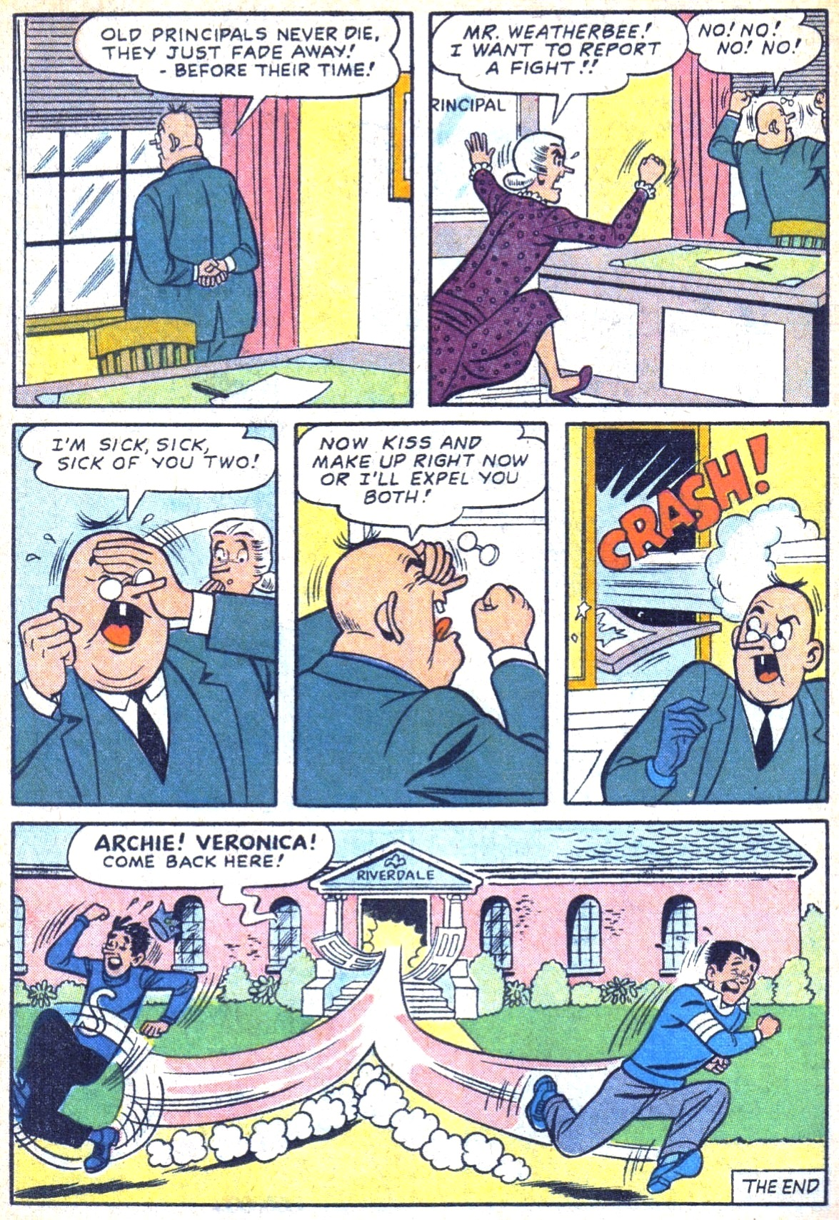 Read online Archie (1960) comic -  Issue #118 - 34