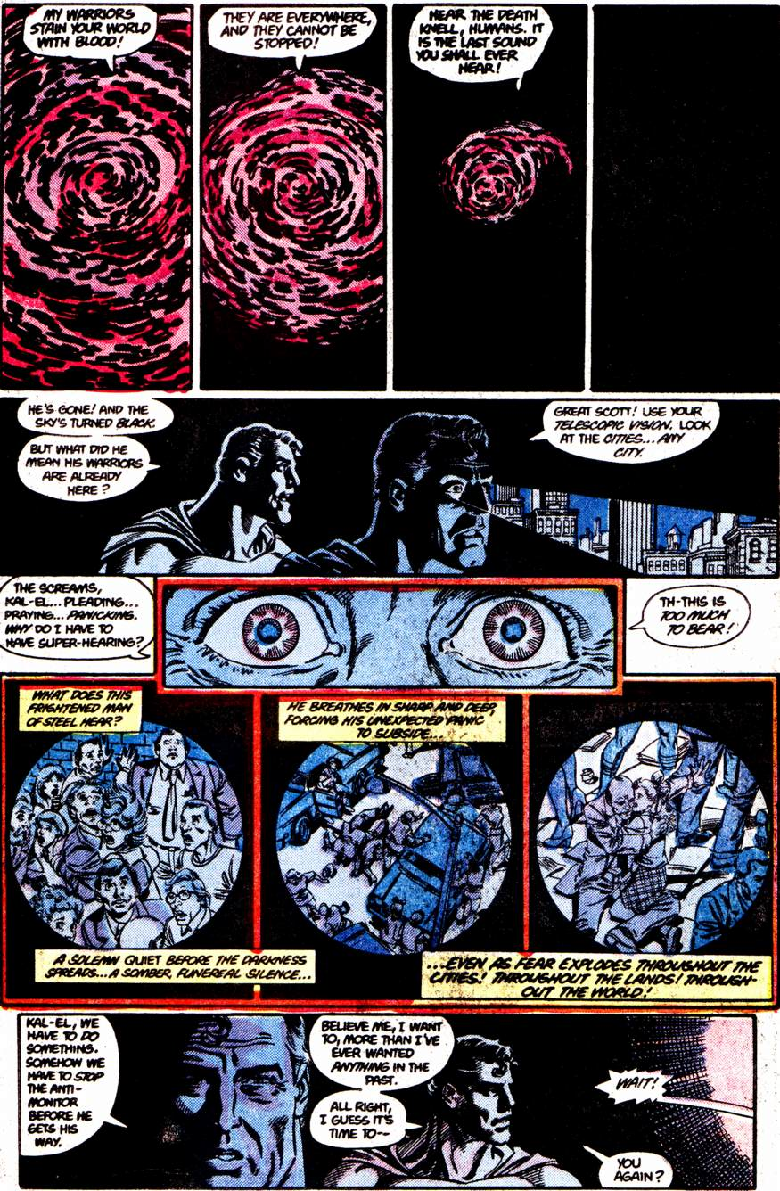 Crisis on Infinite Earths (1985) 12 Page 6