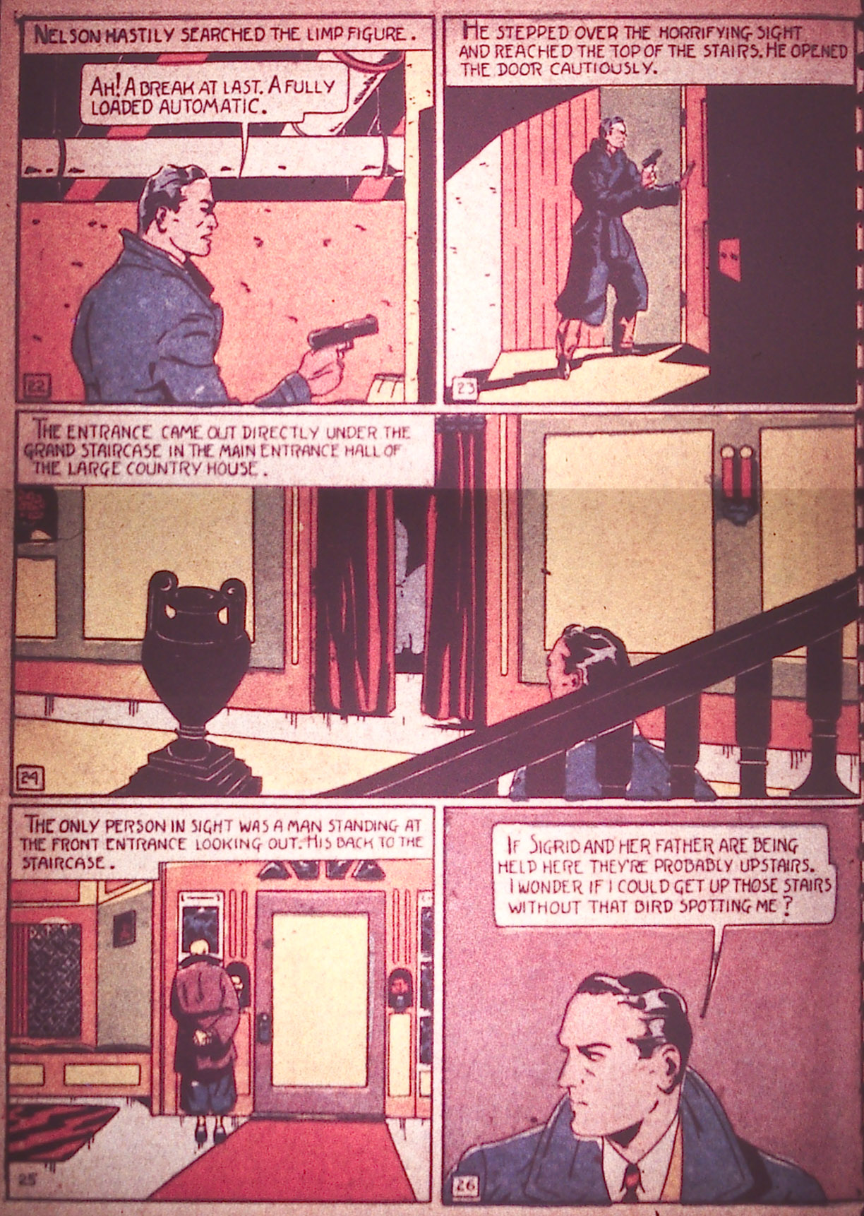 Detective Comics (1937) 4 Page 25