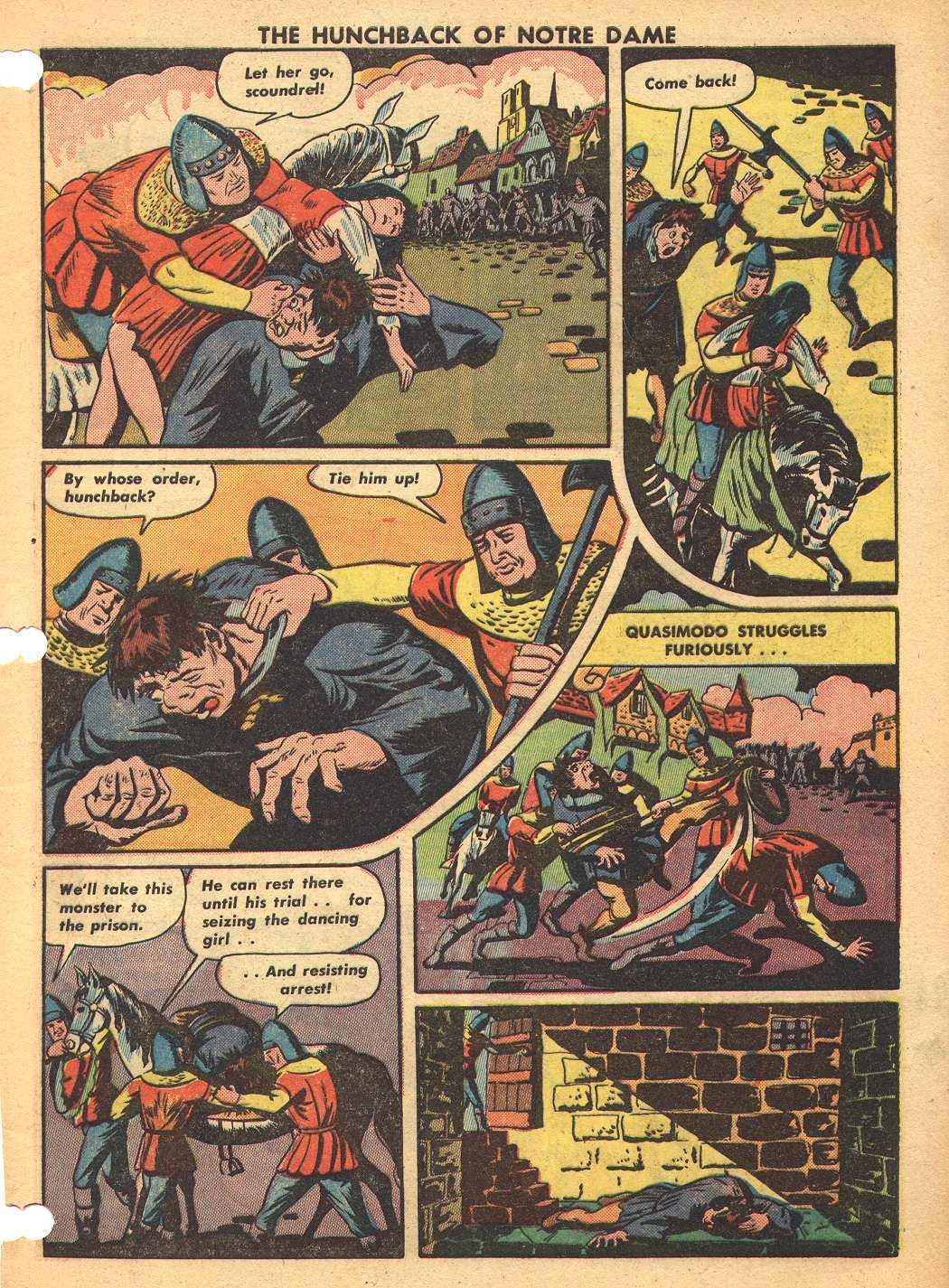 Classics Illustrated issue 18 - Page 20