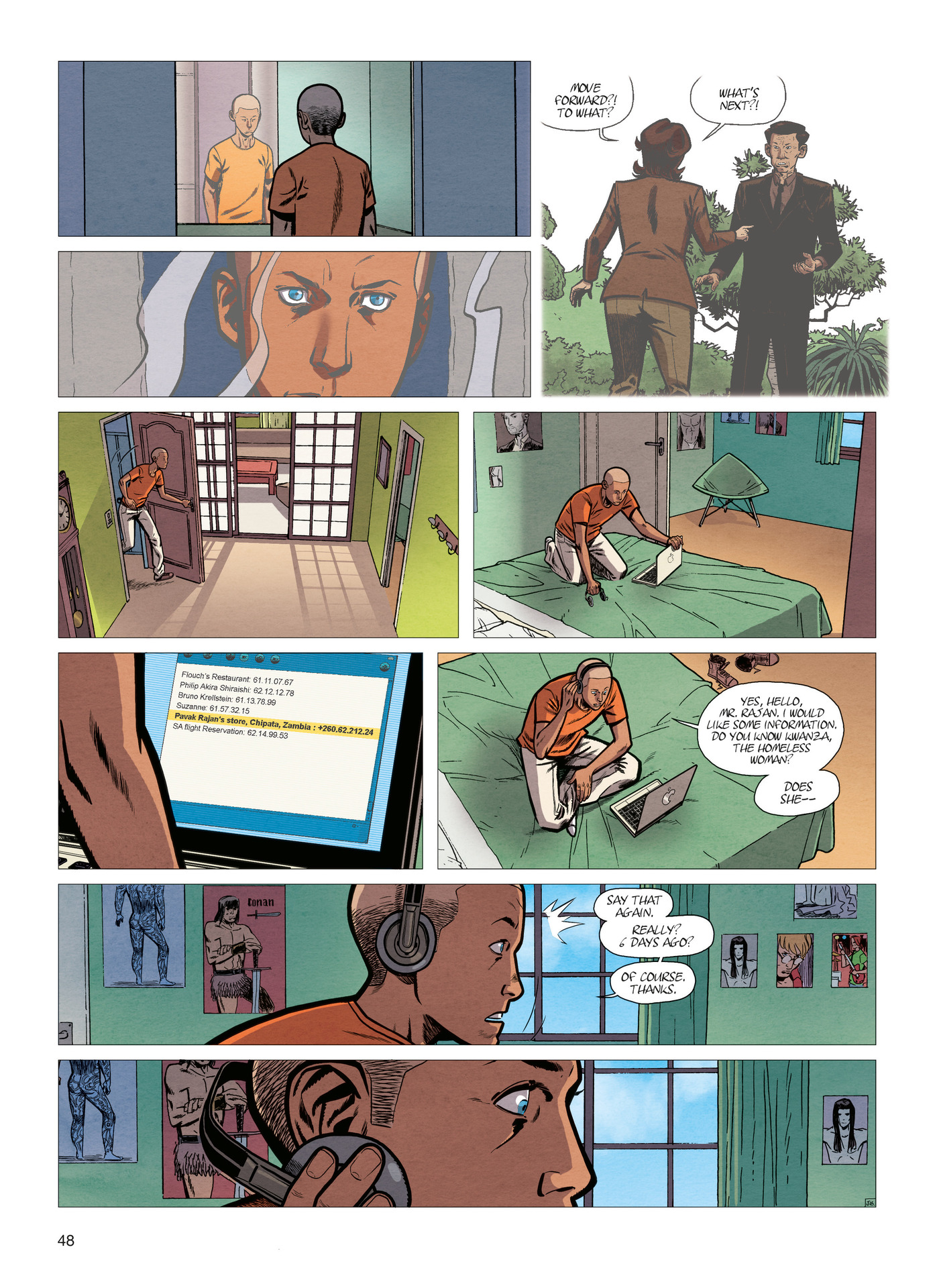 Read online Alter Ego comic -  Issue #4 - 50