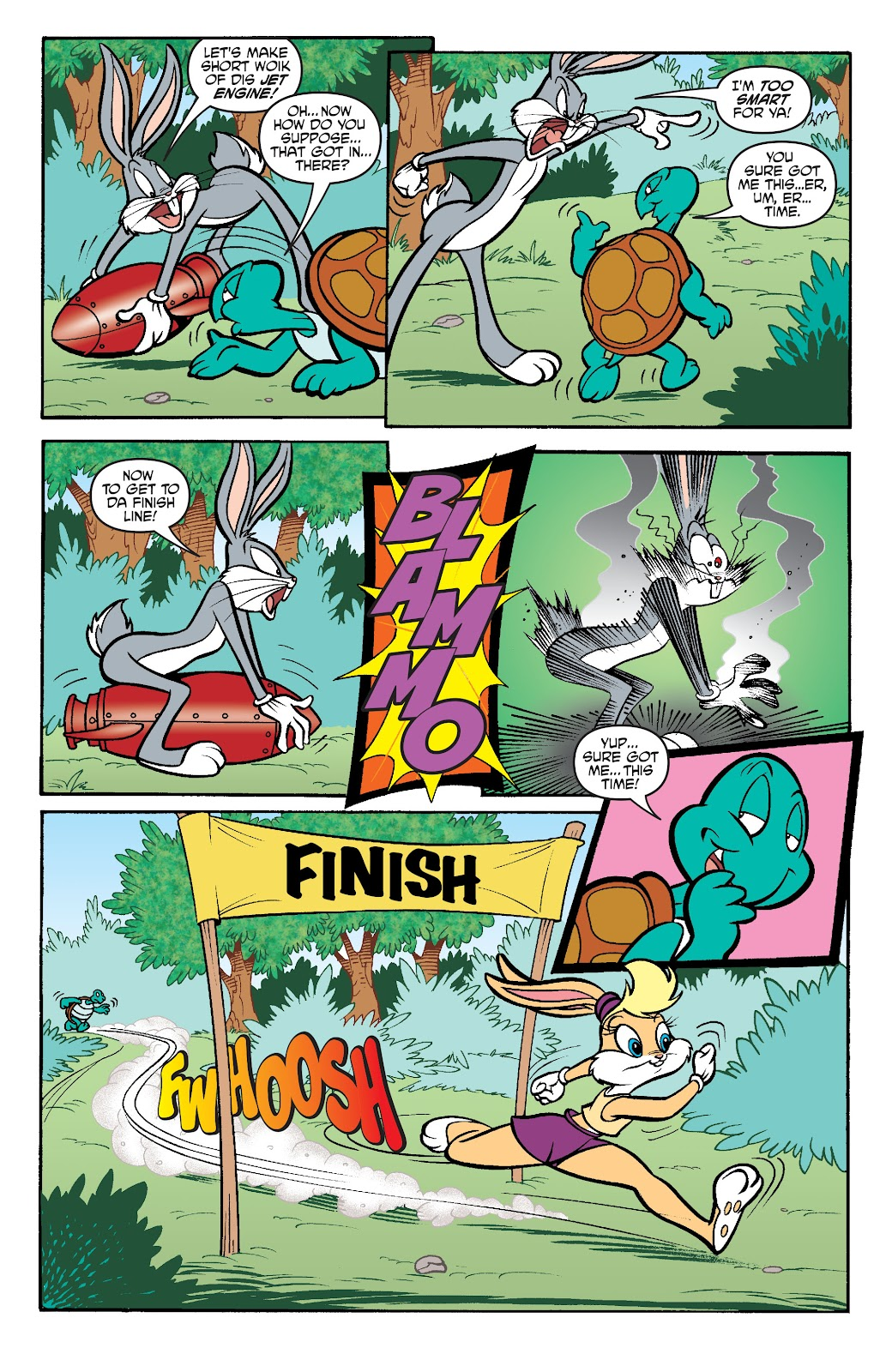 Looney Tunes (1994) issue 255 - Page 12