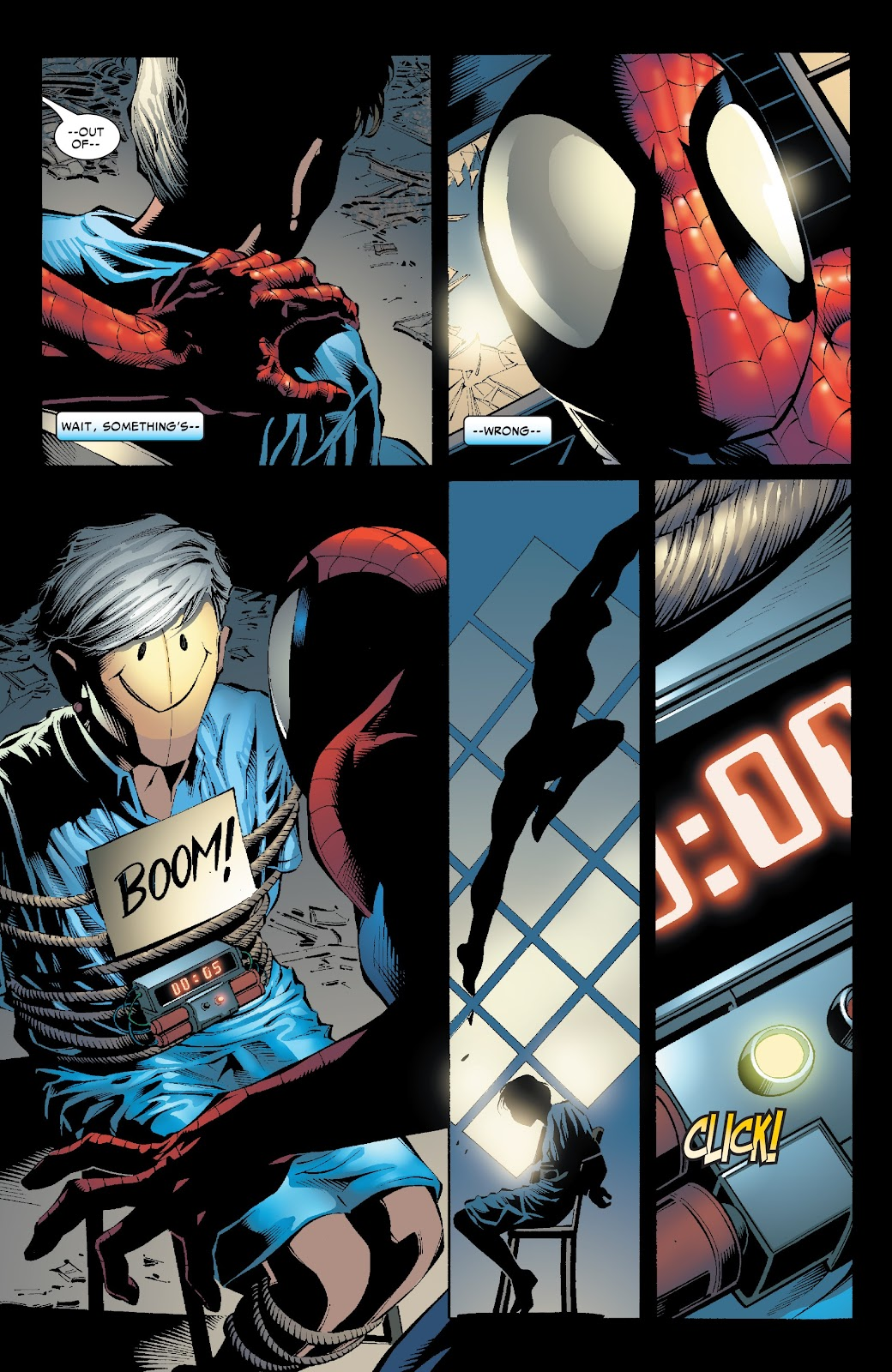 The Amazing Spider-Man by JMS Ultimate Collection issue TPB 3 (Part 2) - Page 76