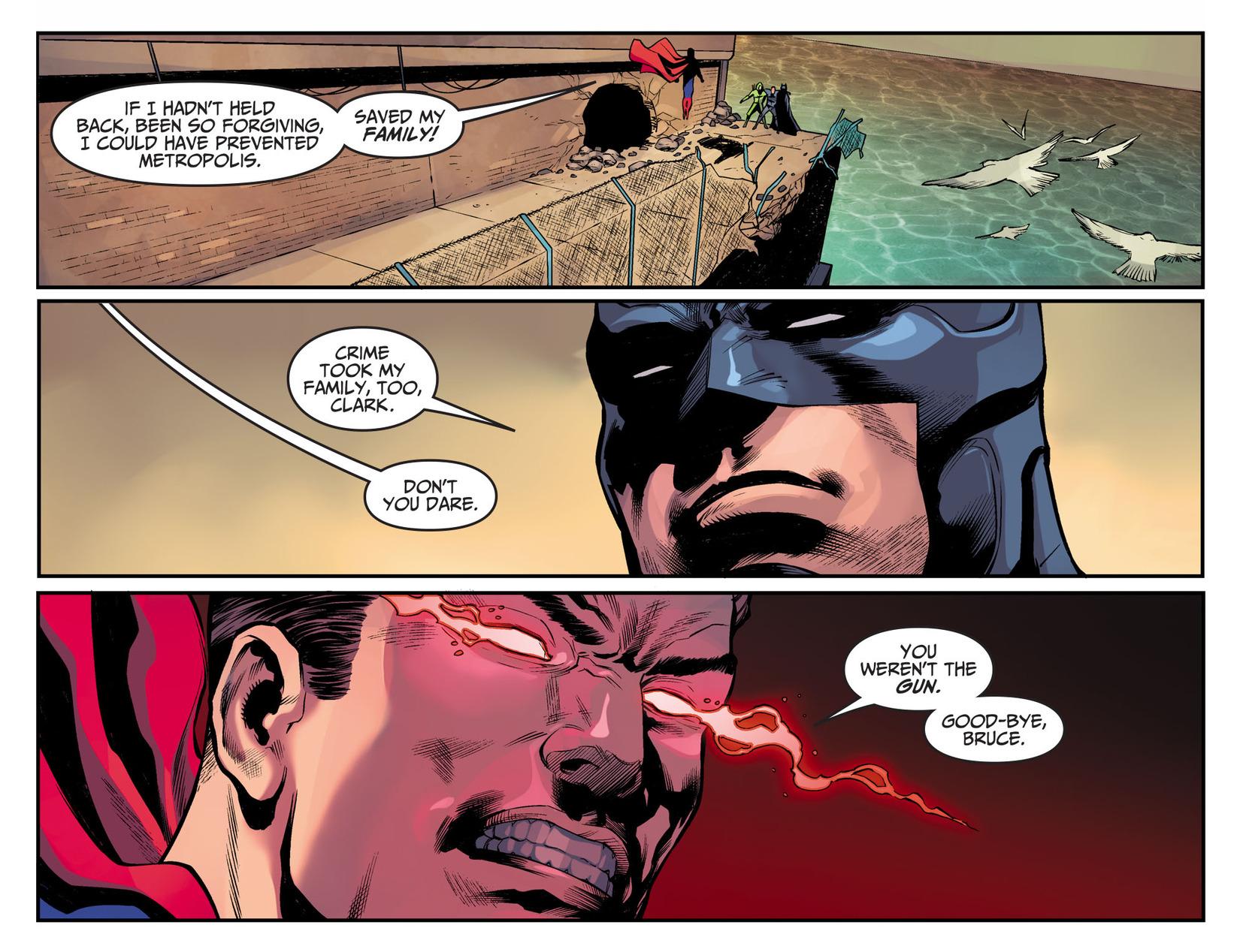 Read online Injustice: Ground Zero comic -  Issue #17 - 19