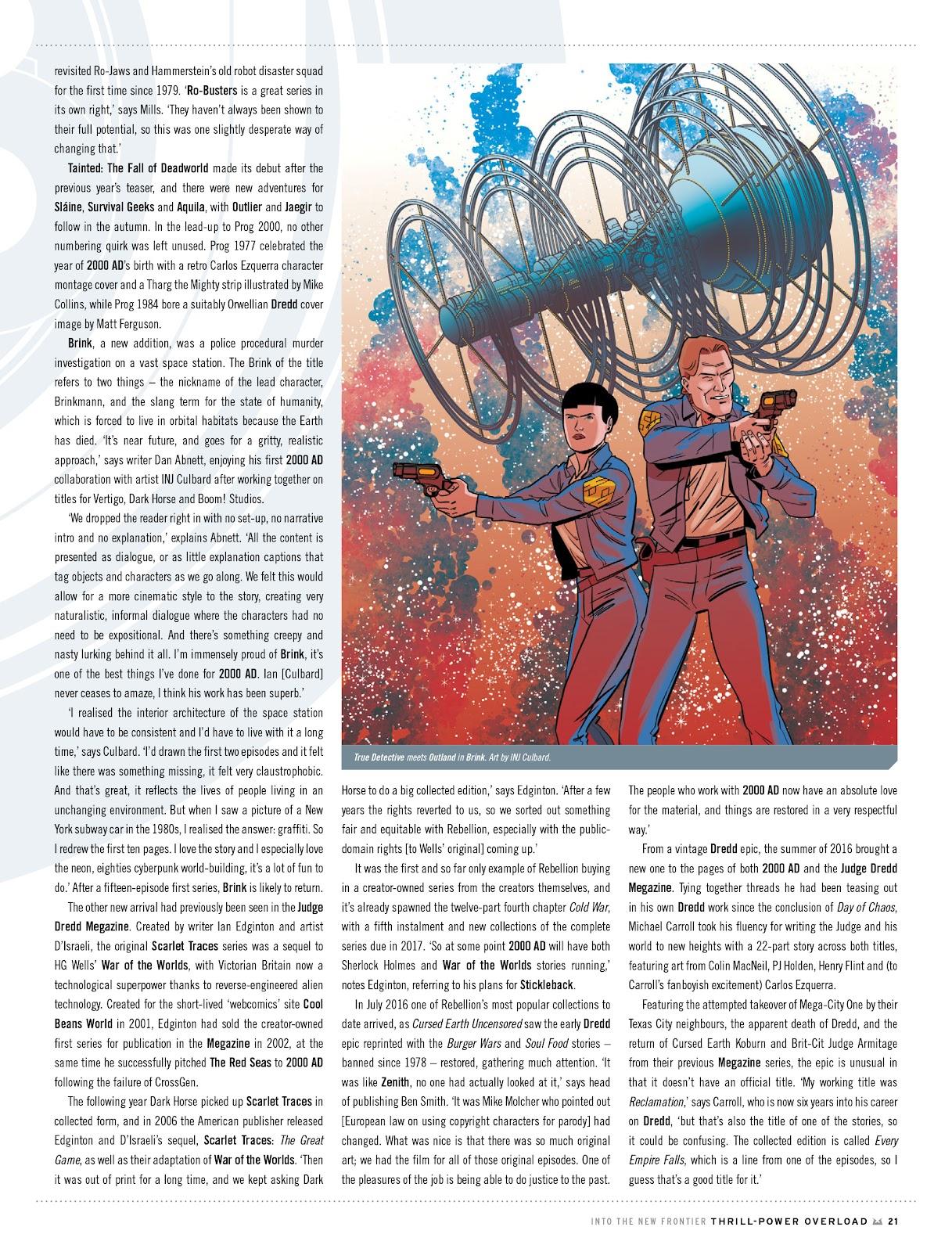 Judge Dredd Megazine (Vol. 5) Issue #381 #180 - English 21