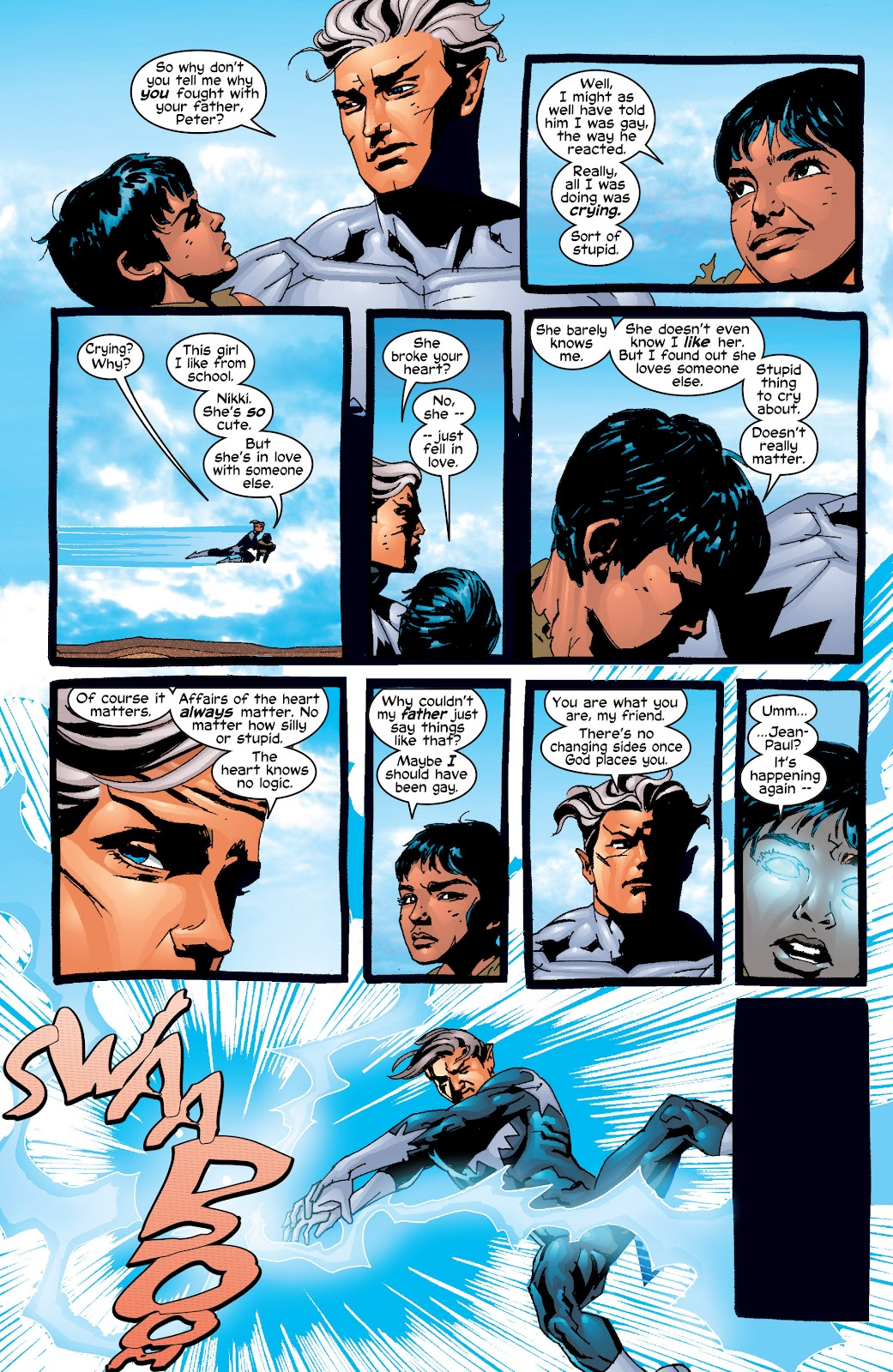 Read online X-Men: Unstoppable comic -  Issue # TPB (Part 2) - 17