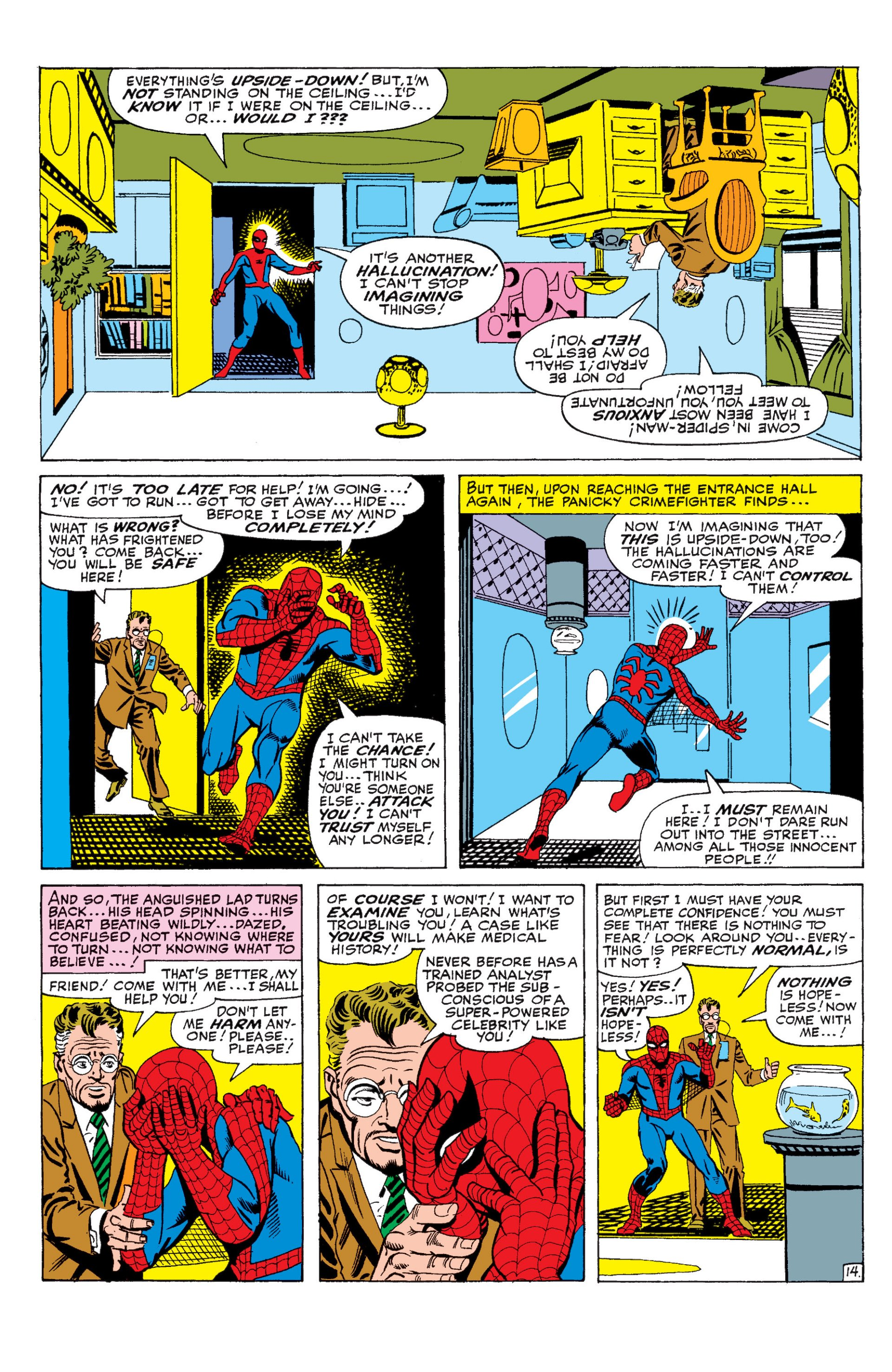 The Amazing Spider-Man (1963) 24 Page 14