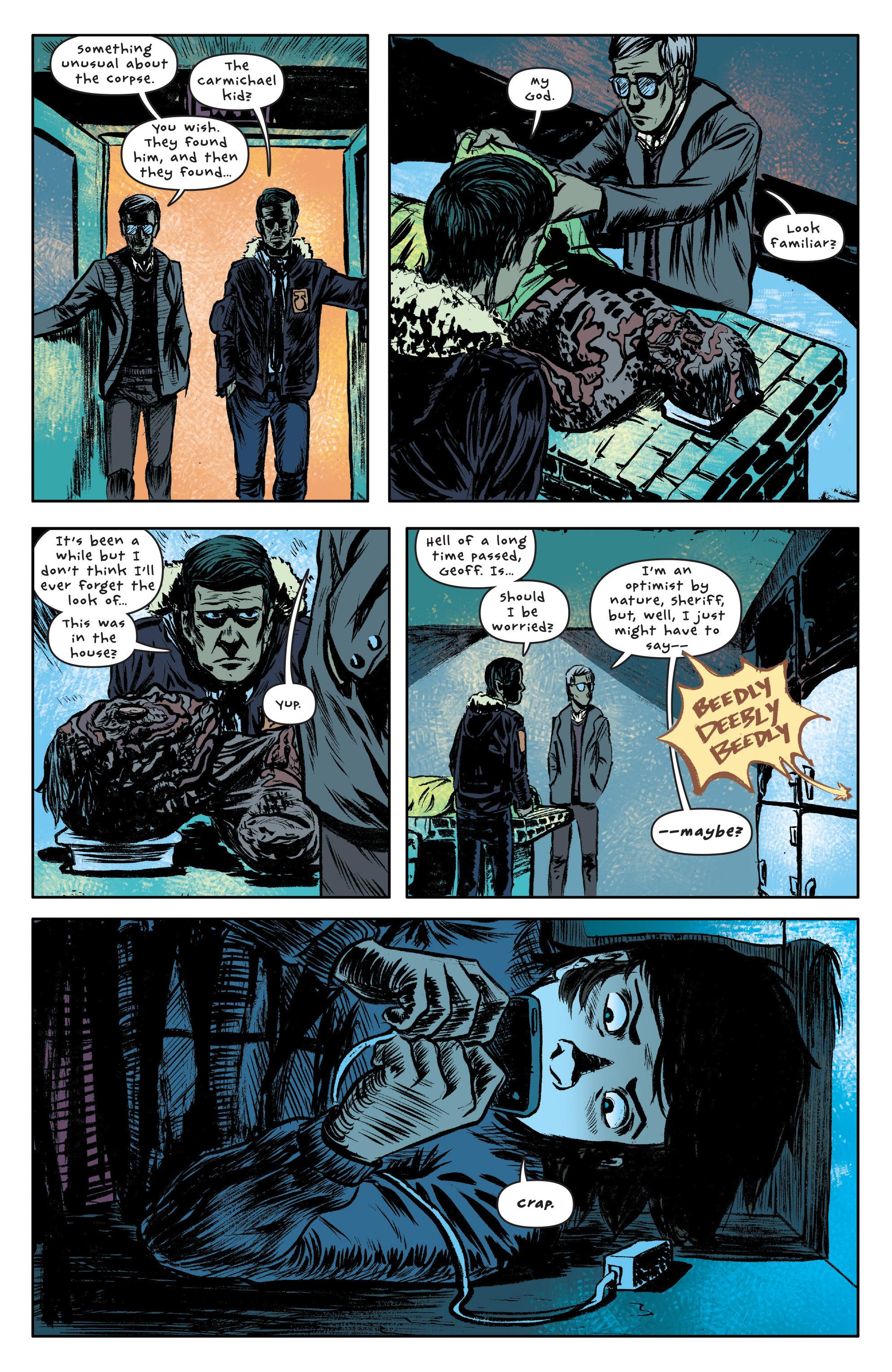 Read online UFOlogy comic -  Issue #2 - 13