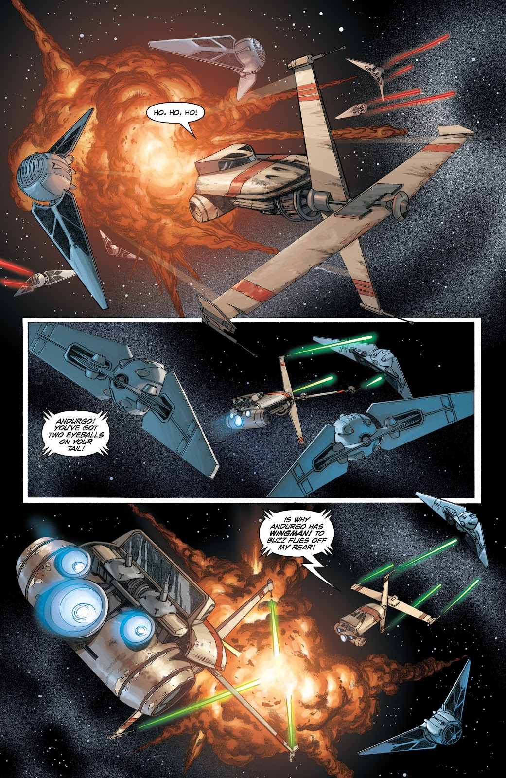 Read online Star Wars Legends: Legacy - Epic Collection comic -  Issue # TPB 2 (Part 1) - 41