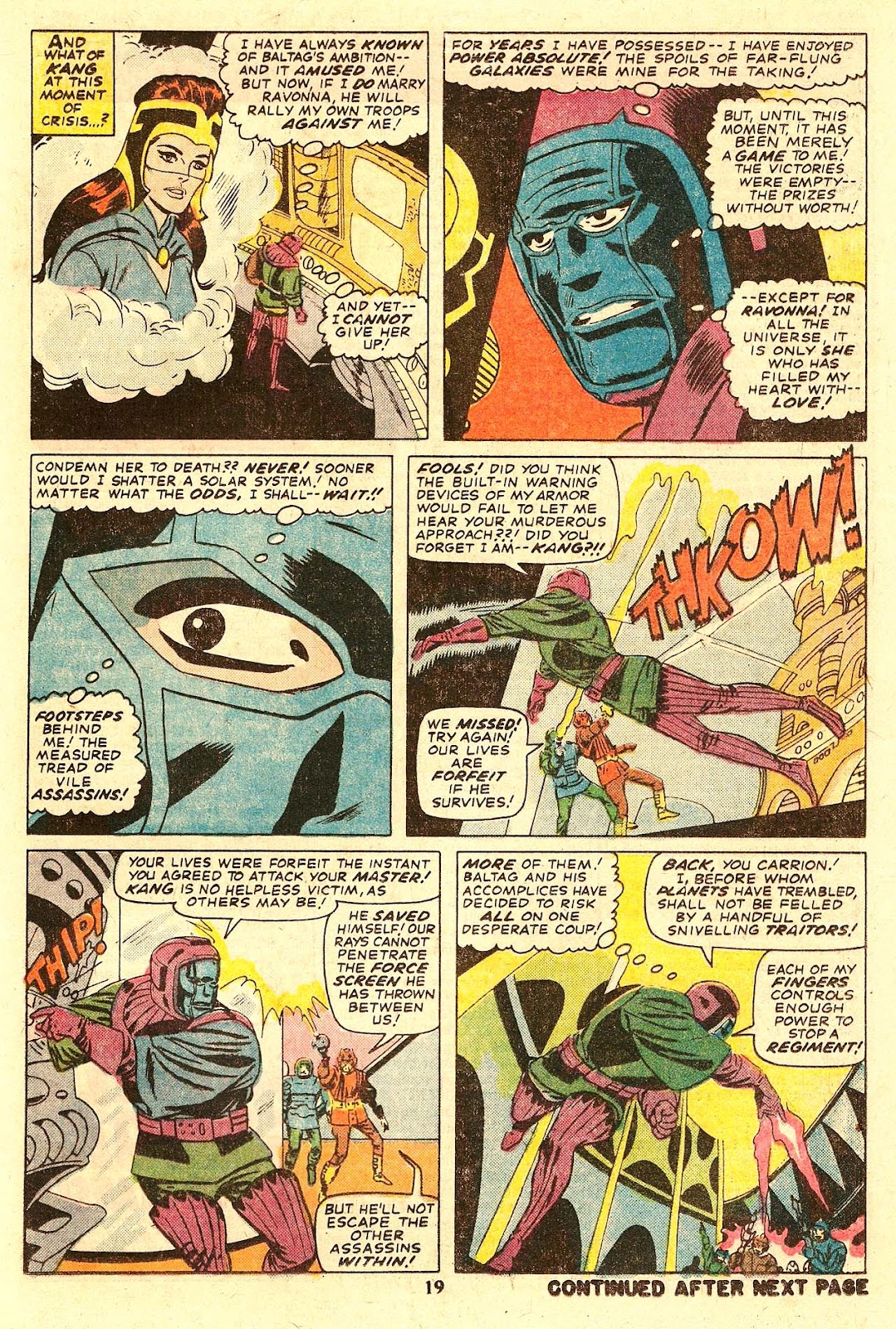 Marvel Triple Action (1972) issue 18 - Page 21