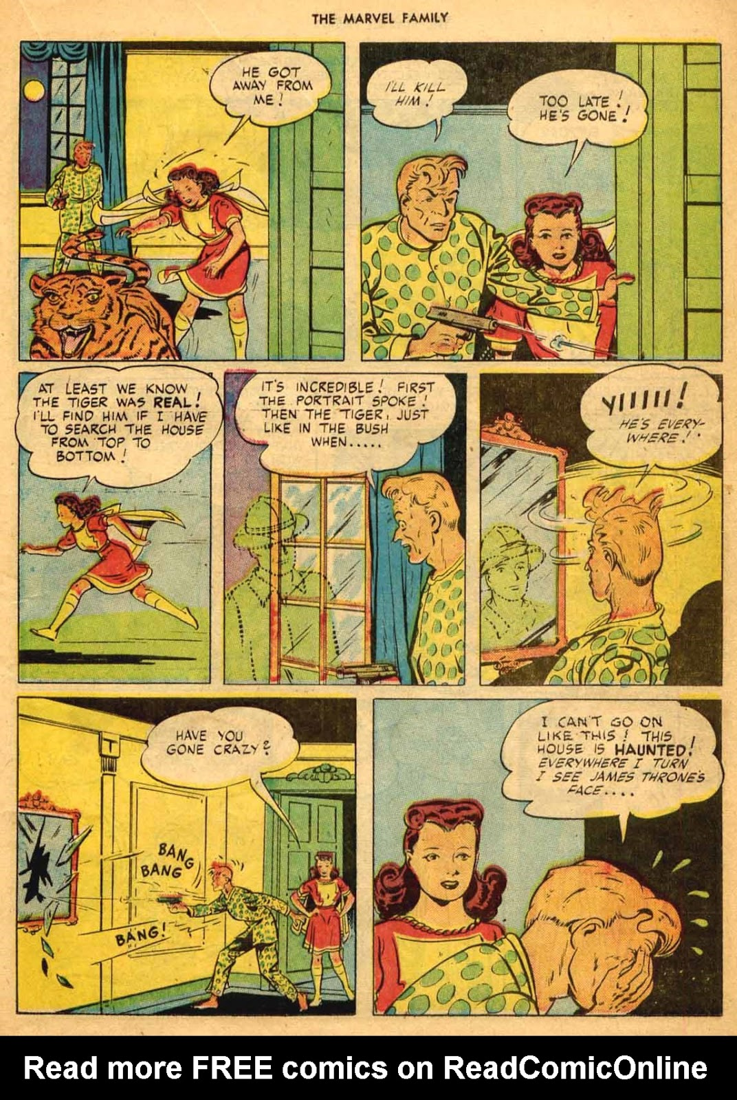 The Marvel Family issue 9 - Page 33