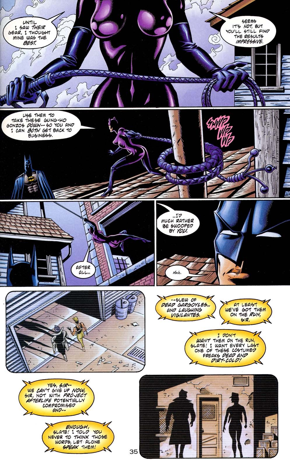 Batman: Outlaws issue 2 - Page 38