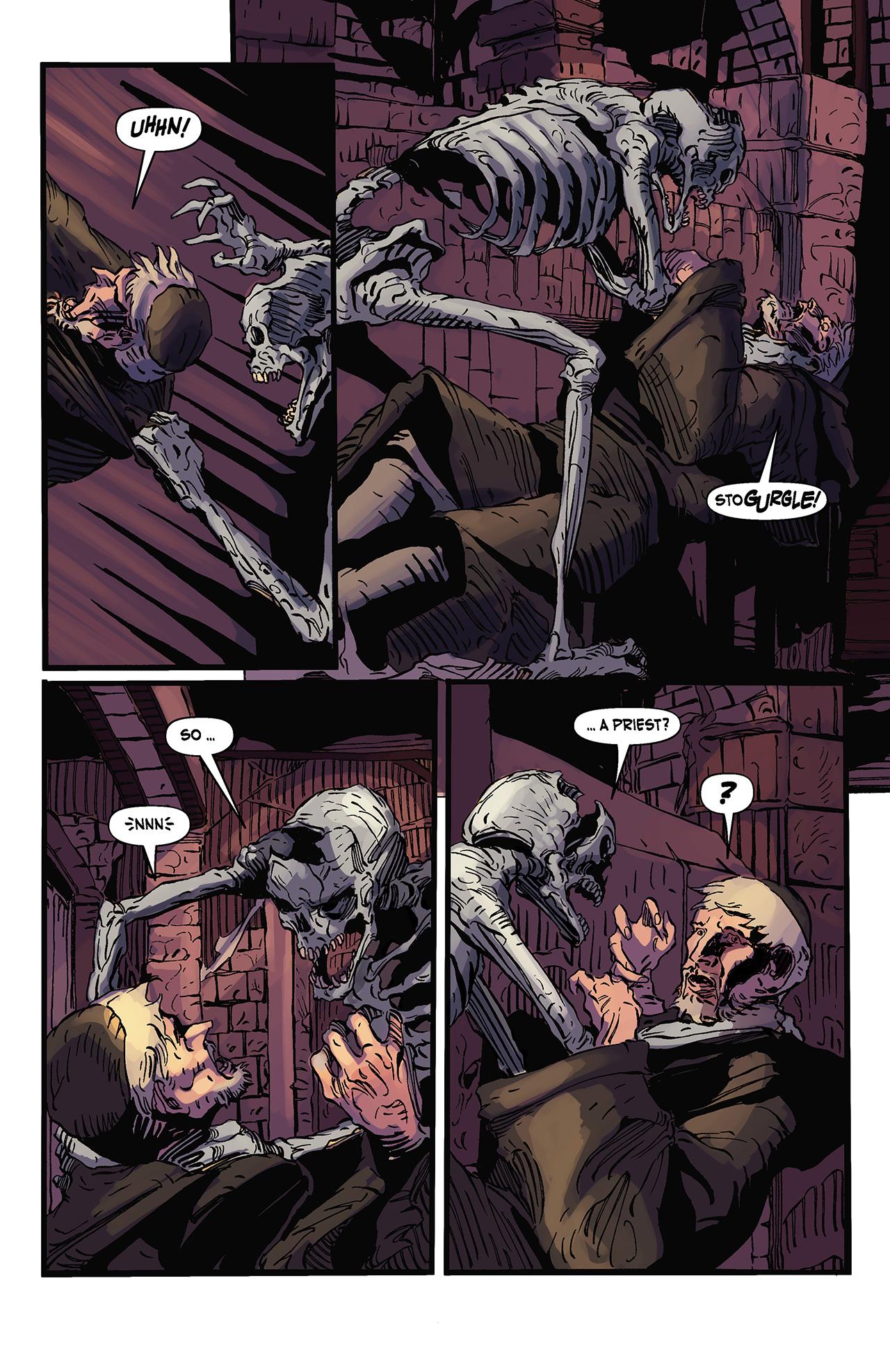 Read online Solomon Kane: Death's Black Riders comic -  Issue #3 - 13