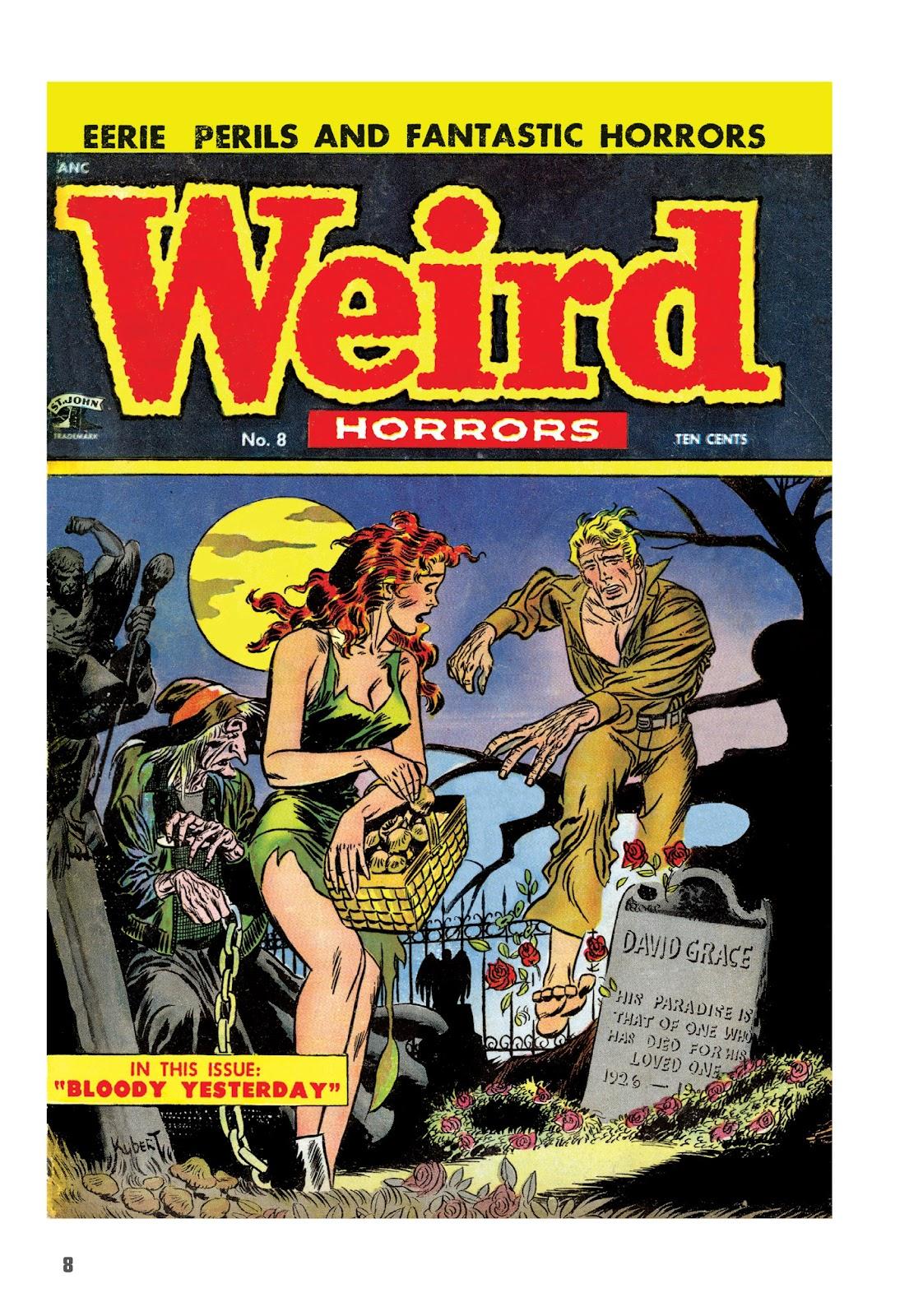 Read online The Joe Kubert Archives comic -  Issue # TPB (Part 1) - 19