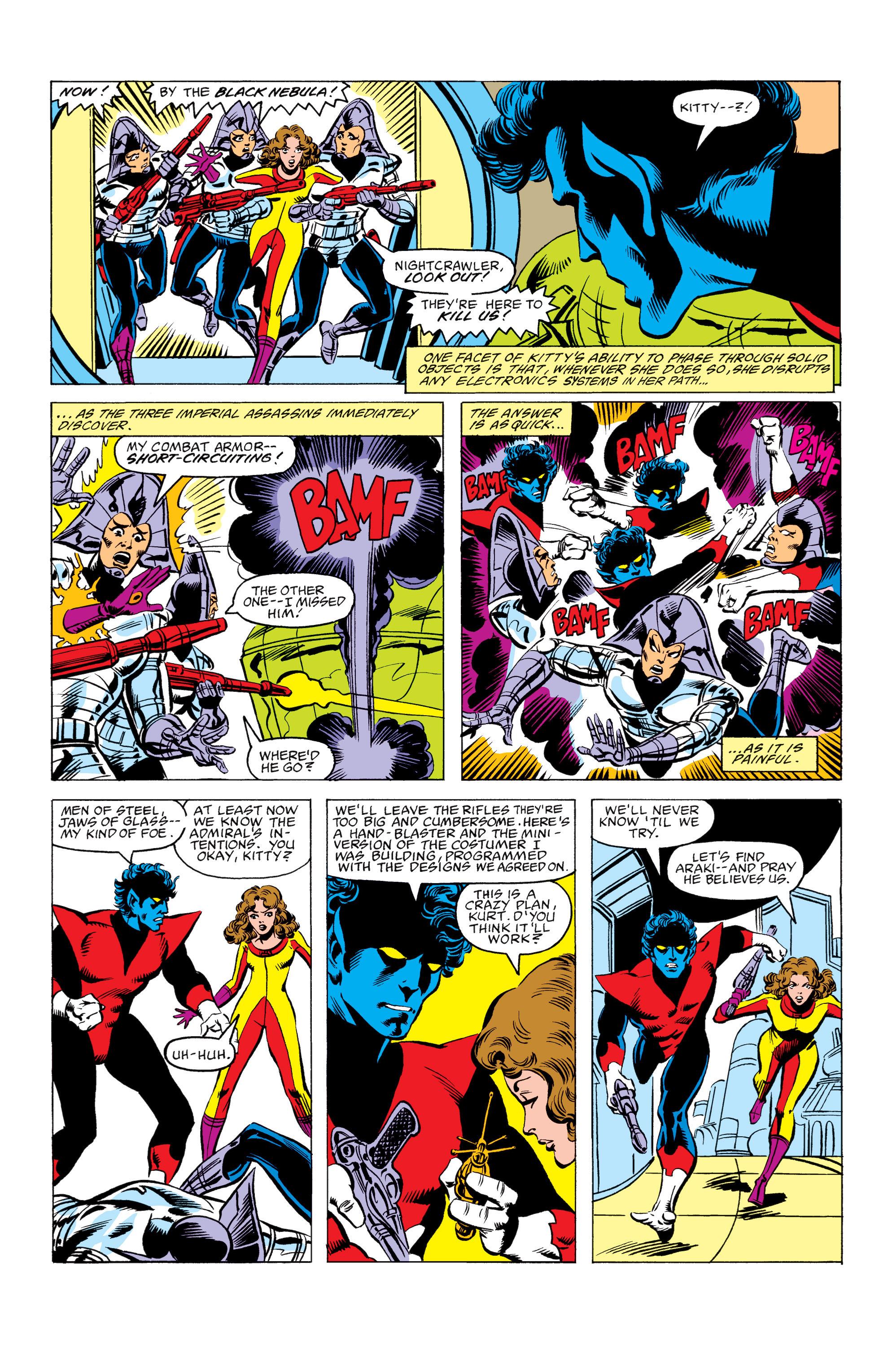 Read online Uncanny X-Men (1963) comic -  Issue #157 - 13