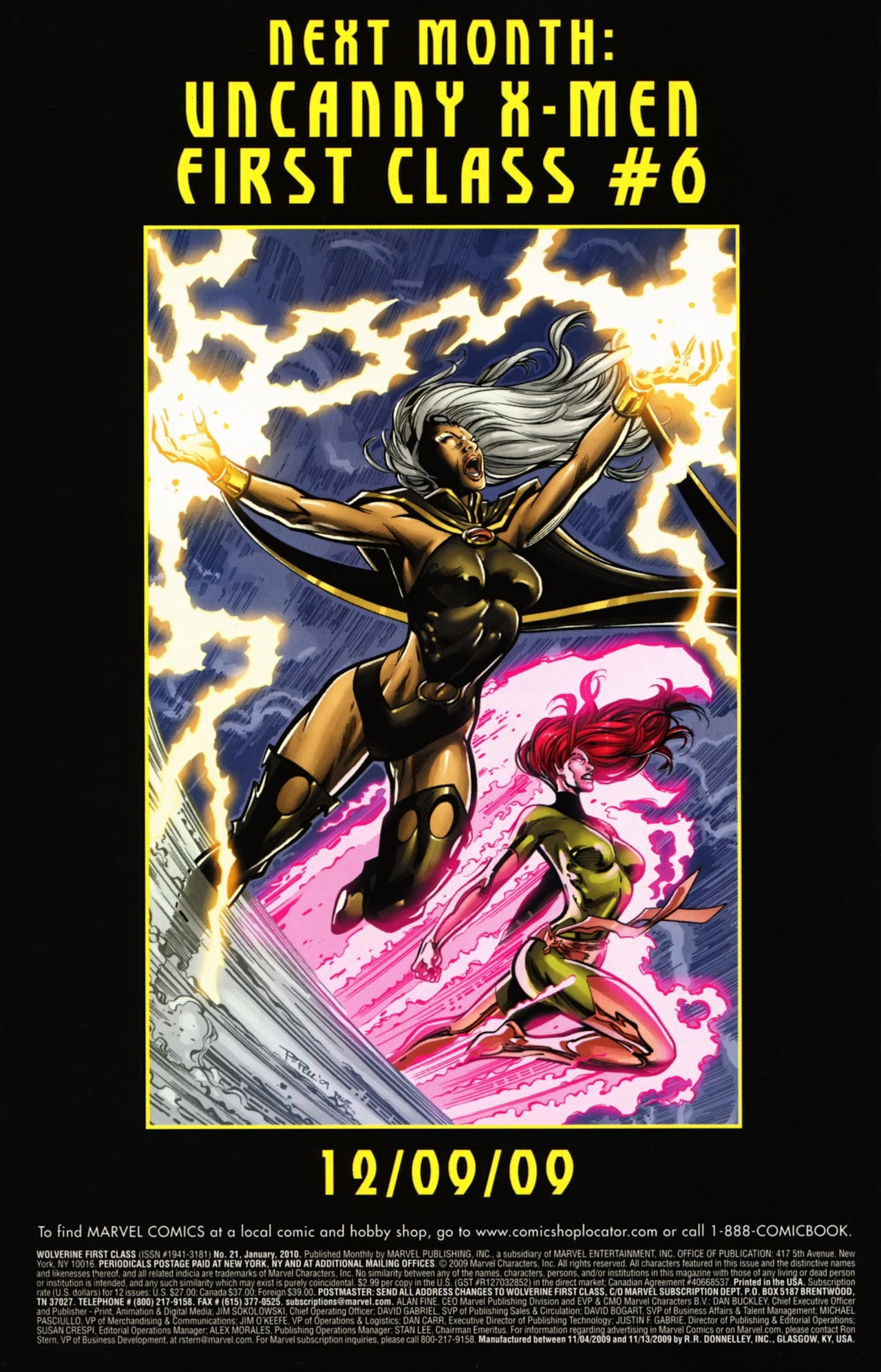 Read online Wolverine: First Class comic -  Issue #21 - 24