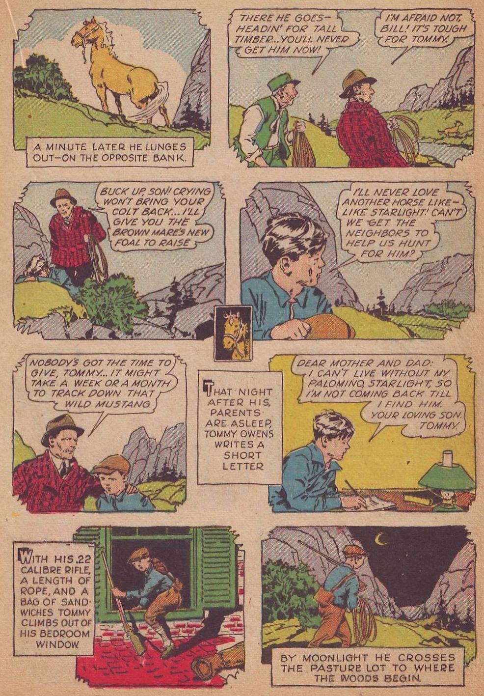 Read online Animal Comics comic -  Issue #8 - 25