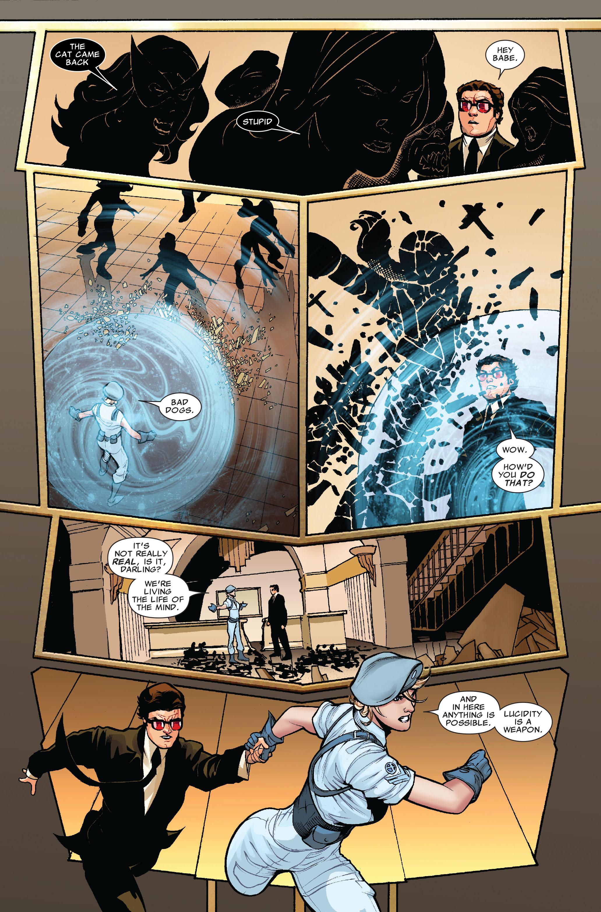 Read online Uncanny X-Men (1963) comic -  Issue #519 - 11
