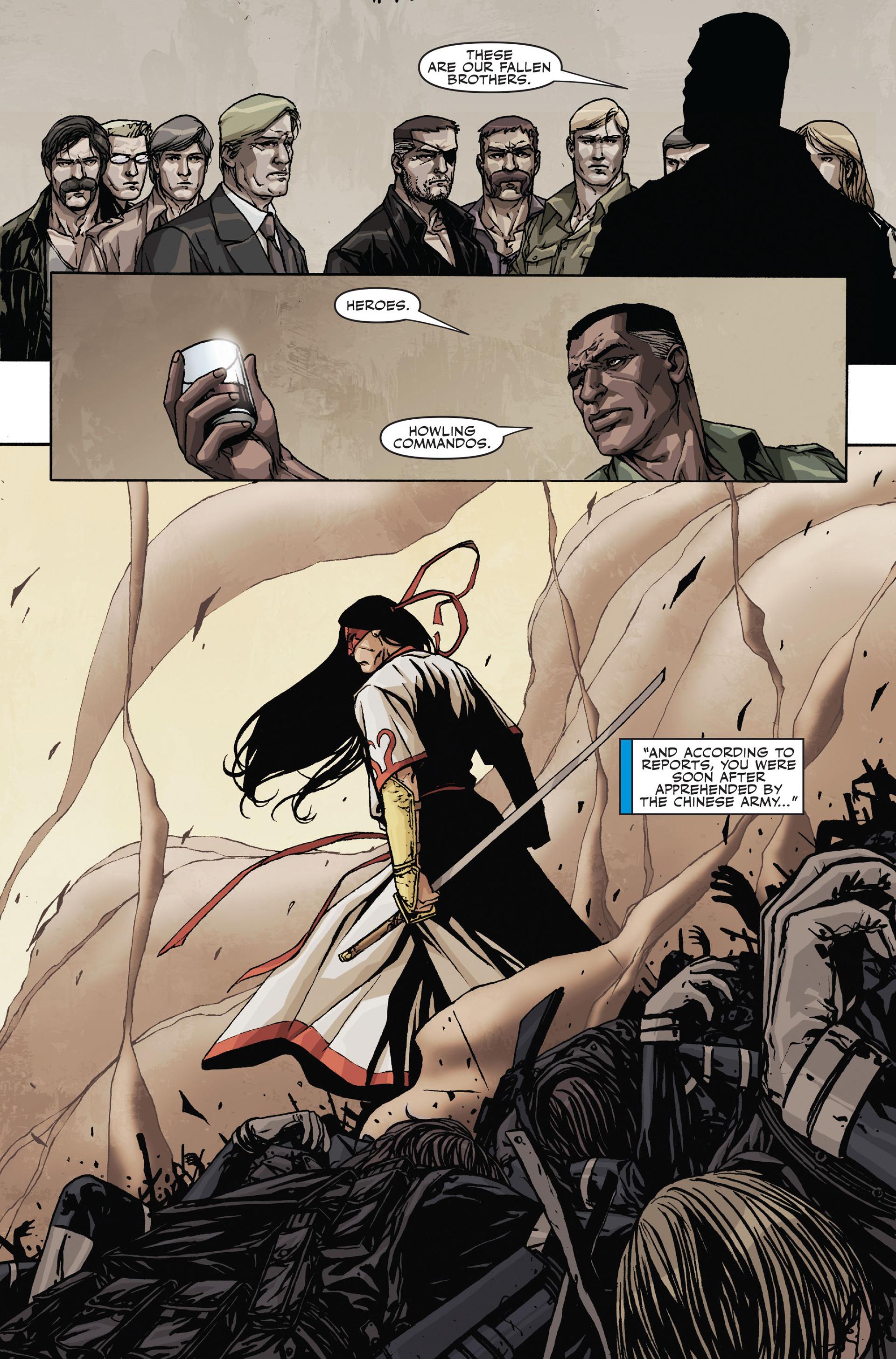 Read online Secret Warriors comic -  Issue #19 - 15