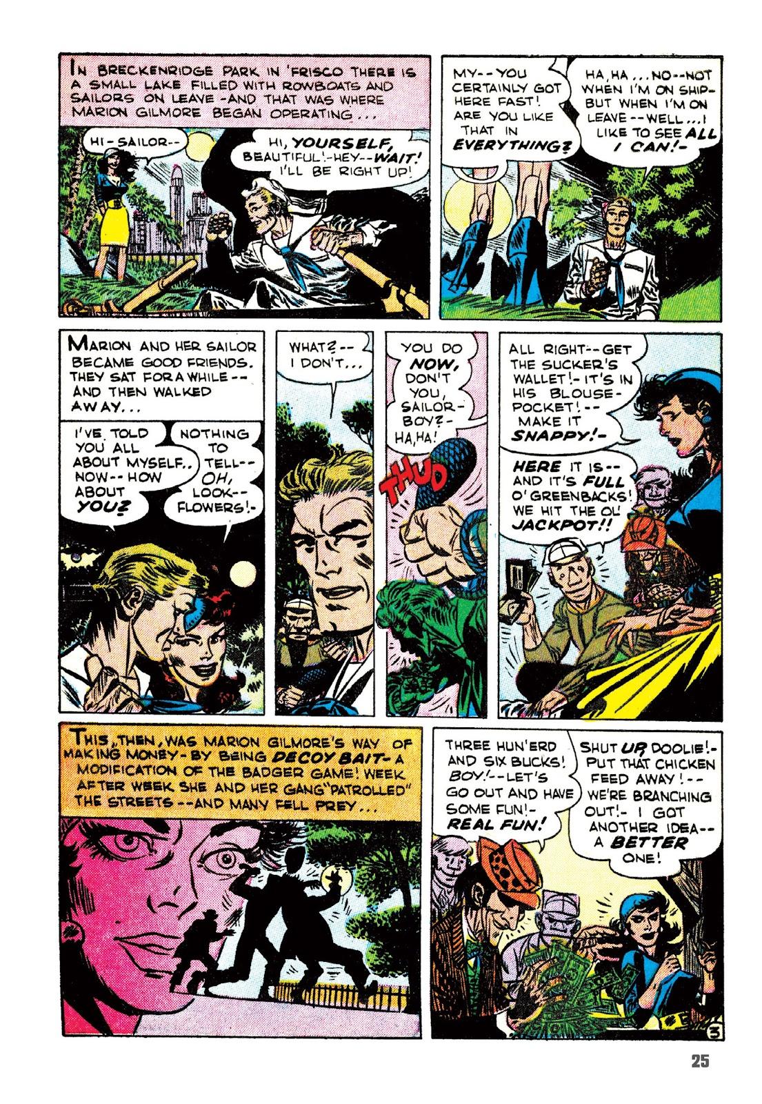 Read online The Joe Kubert Archives comic -  Issue # TPB (Part 1) - 36