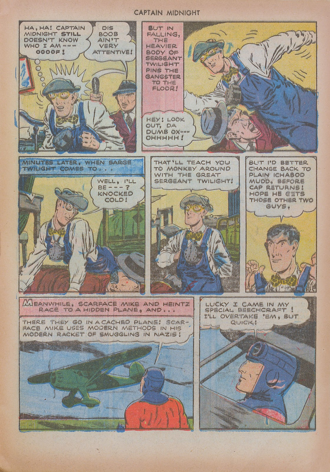 Captain Midnight (1942) issue 20 - Page 33