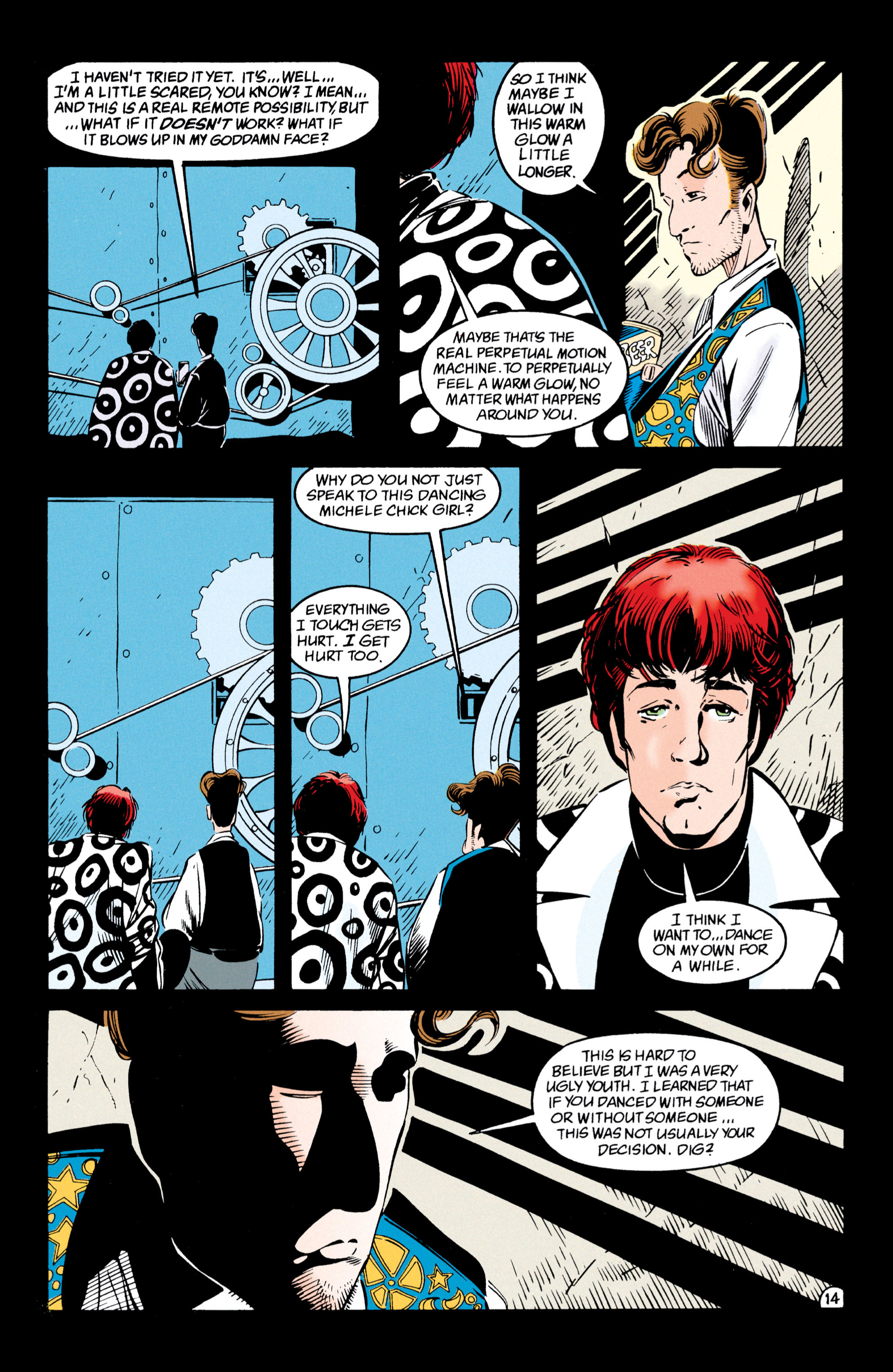 Read online Shade, the Changing Man comic -  Issue #54 - 15