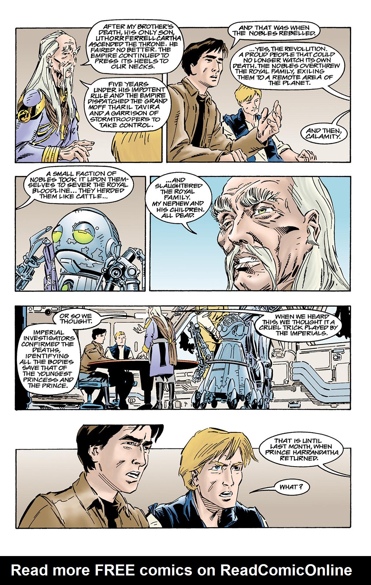 Read online Star Wars Omnibus comic -  Issue # Vol. 2 - 132