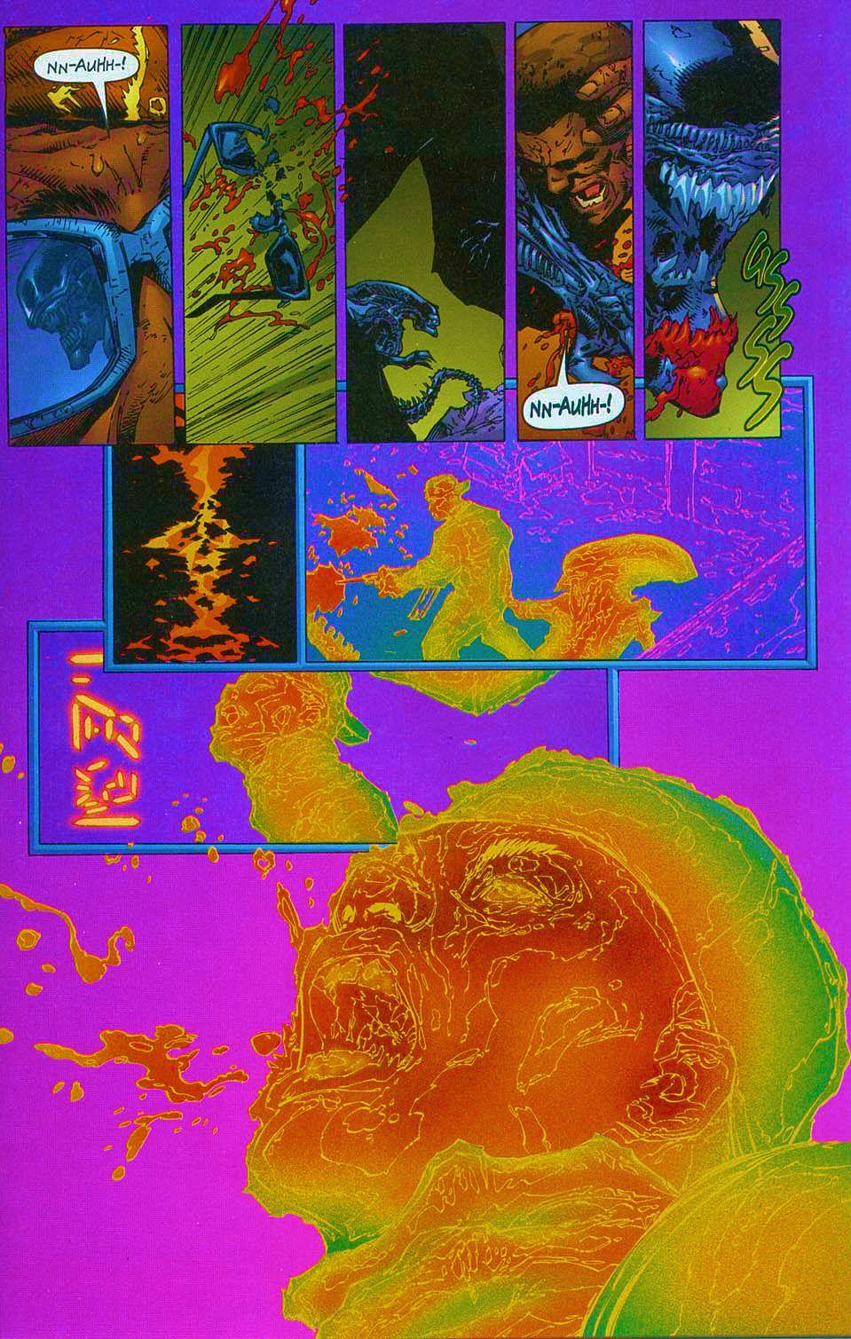 Read online Overkill: Witchblade/Aliens/Darkness/Predator comic -  Issue #1 - 28