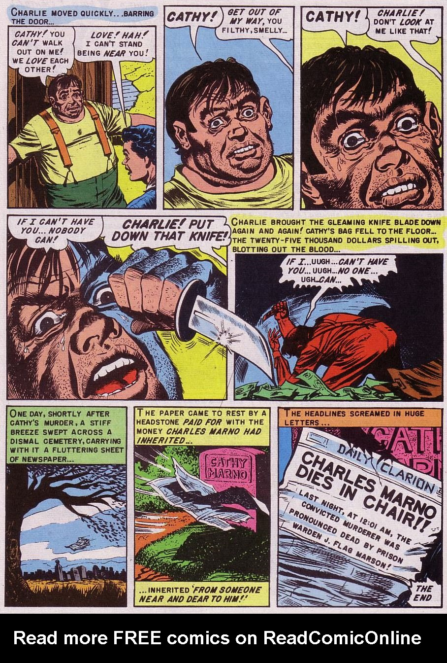 Read online Shock SuspenStories comic -  Issue #6 - 9