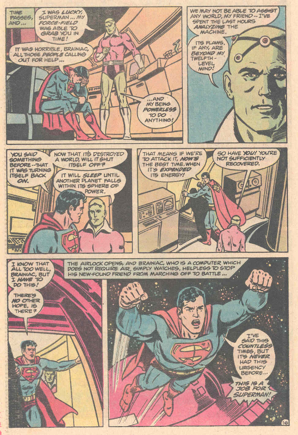 Action Comics (1938) 528 Page 19