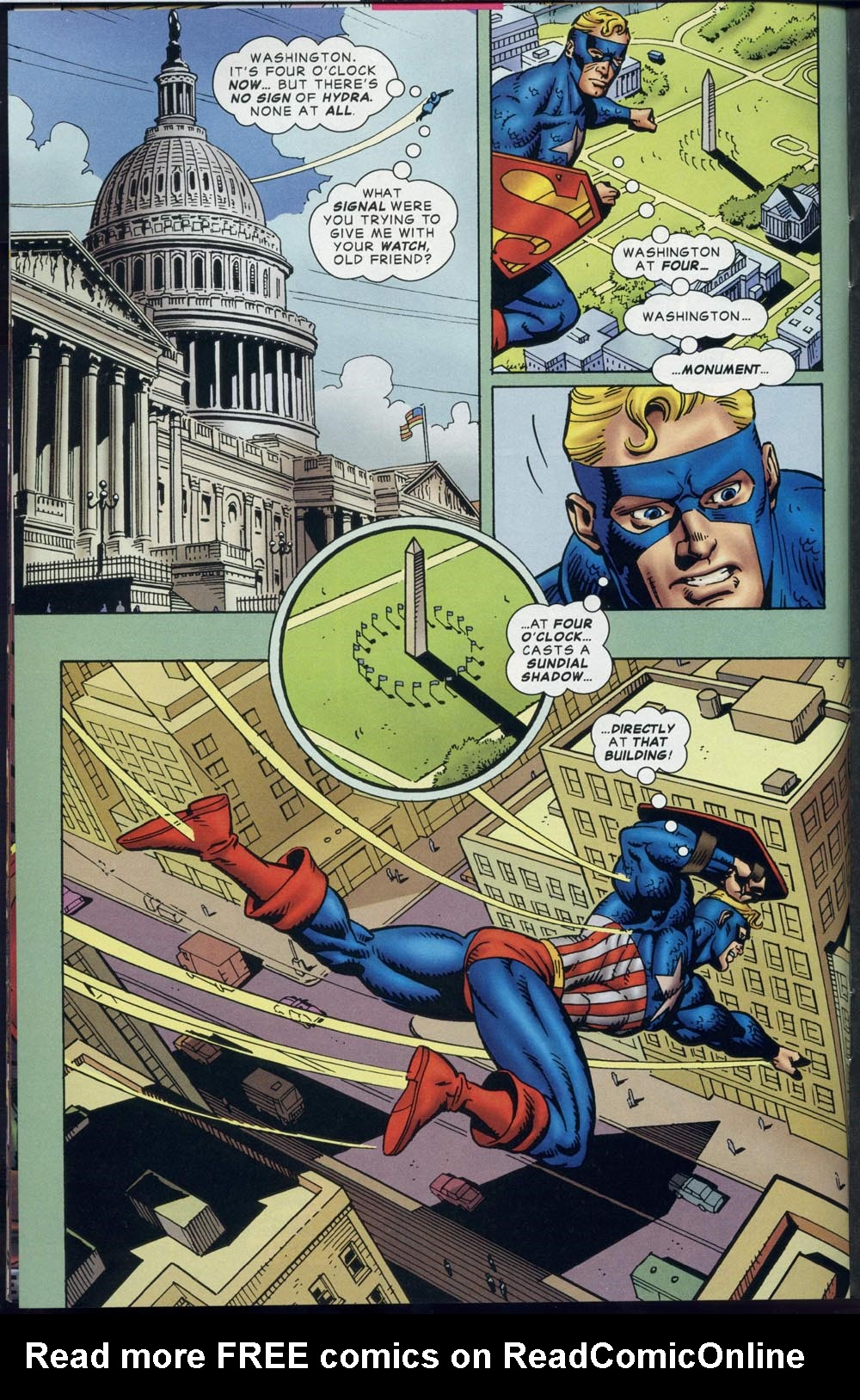 Read online Super Soldier comic -  Issue # Full - 9