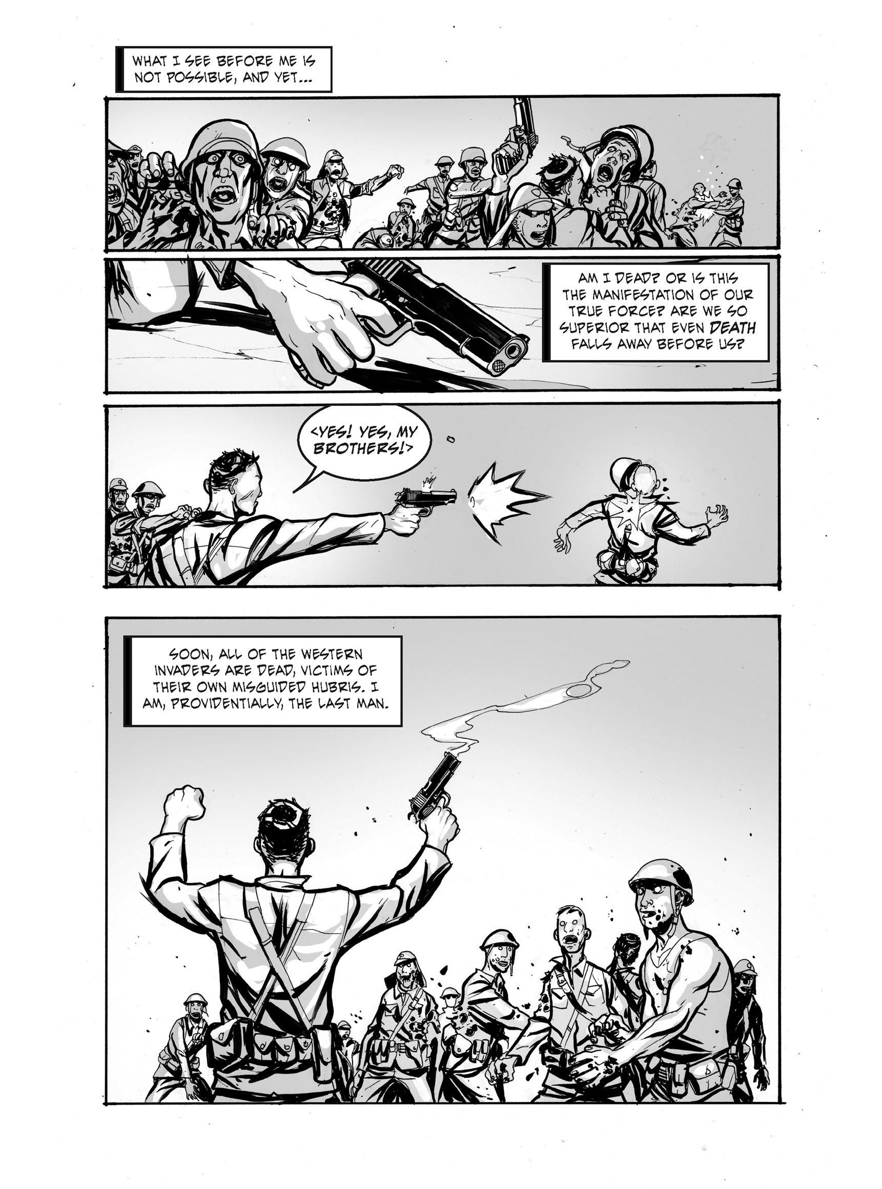 Read online FUBAR comic -  Issue #3 - 296
