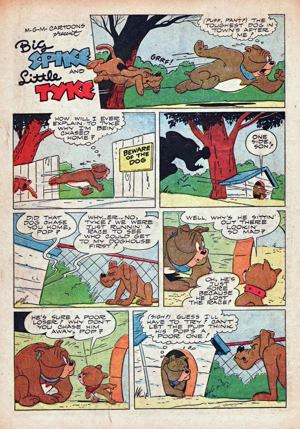 Tom & Jerry Comics issue 110 - Page 25