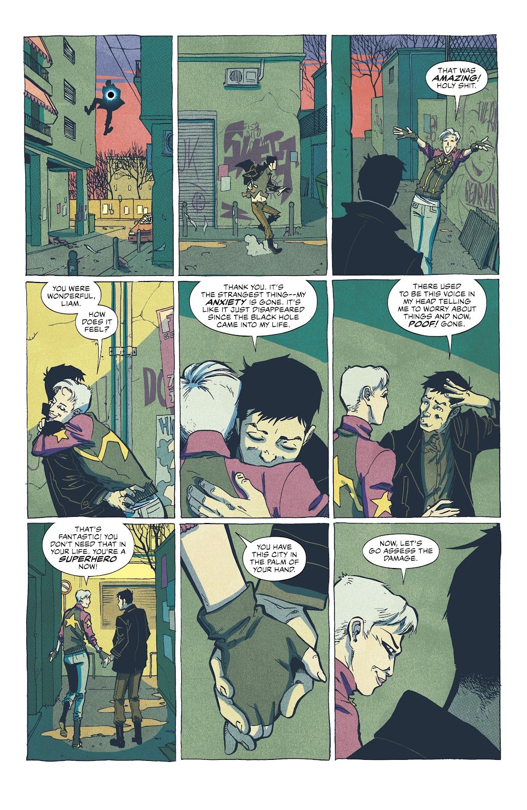 Collapser issue 4 - Page 16