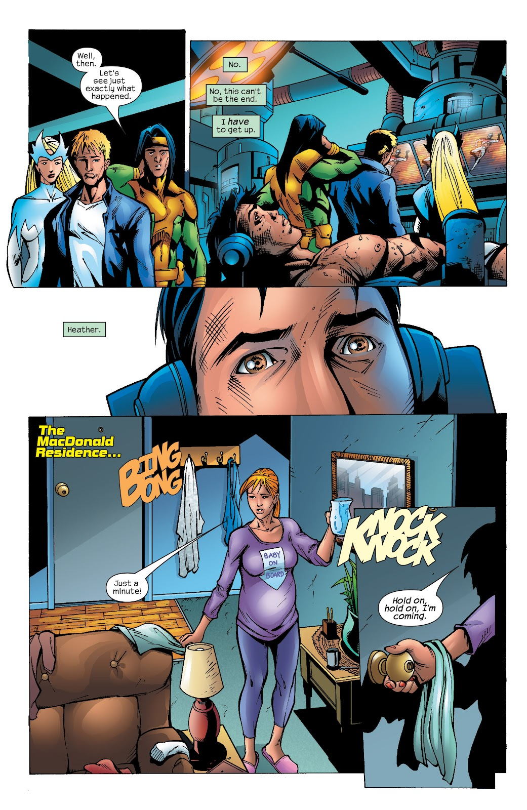 Read online X-Men: Unstoppable comic -  Issue # TPB (Part 3) - 96