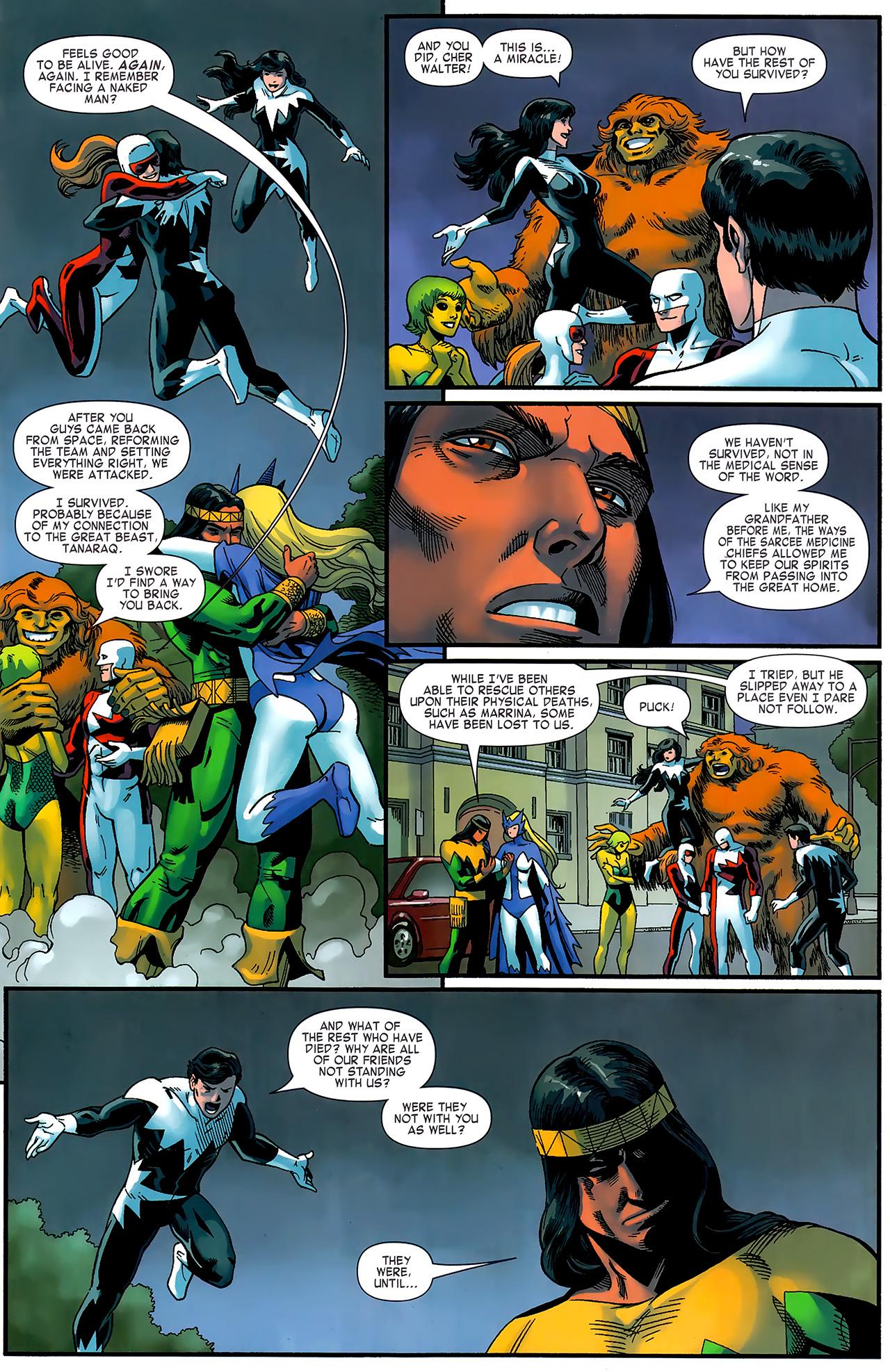 Read online Chaos War: Alpha Flight comic -  Issue # Full - 9