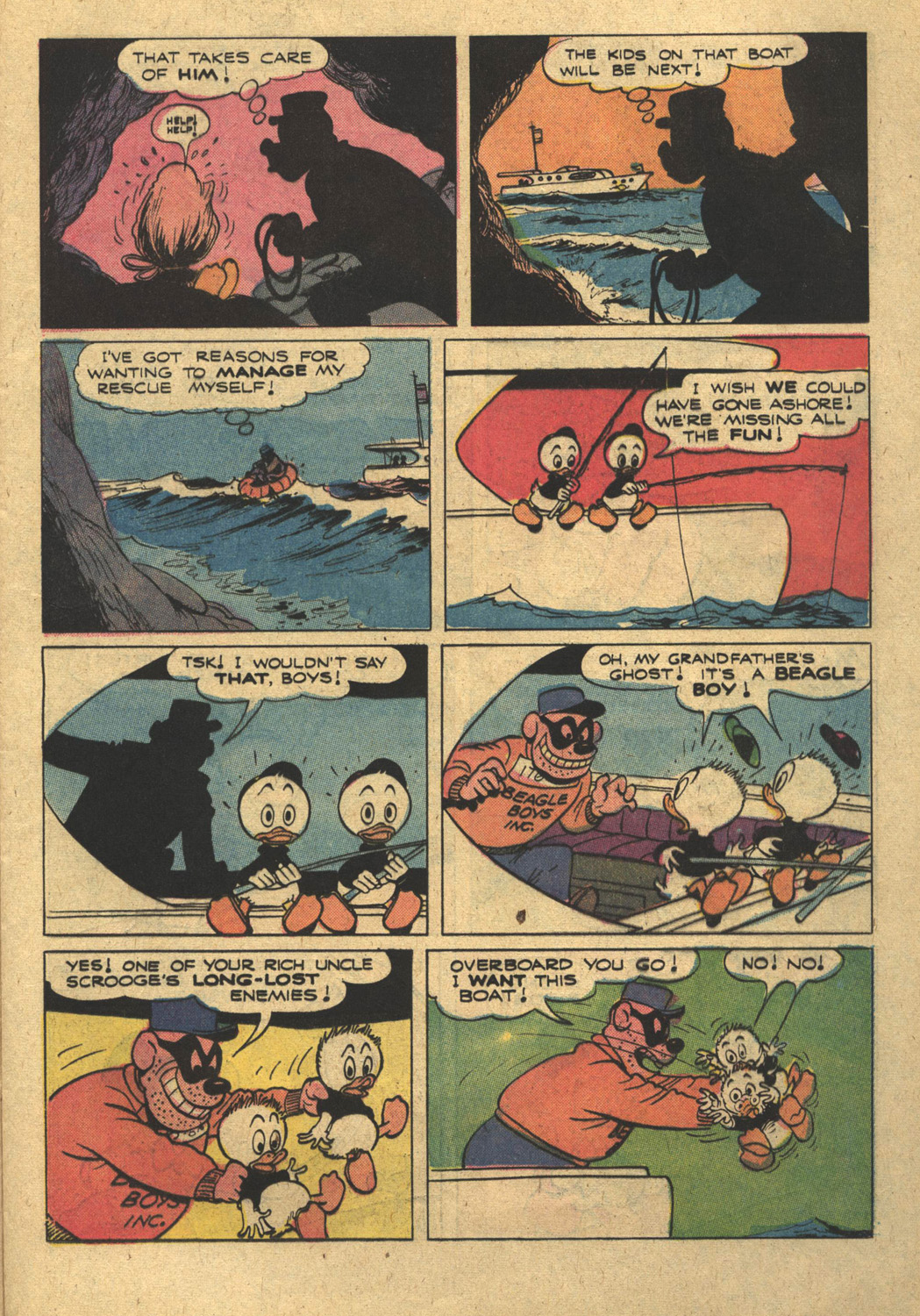 Read online Uncle Scrooge (1953) comic -  Issue #111 - 13