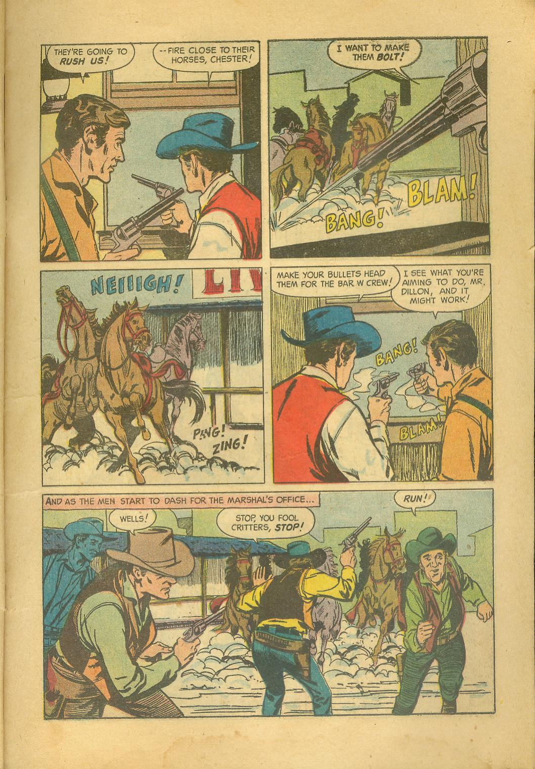 Four Color Comics issue 769 - Page 15