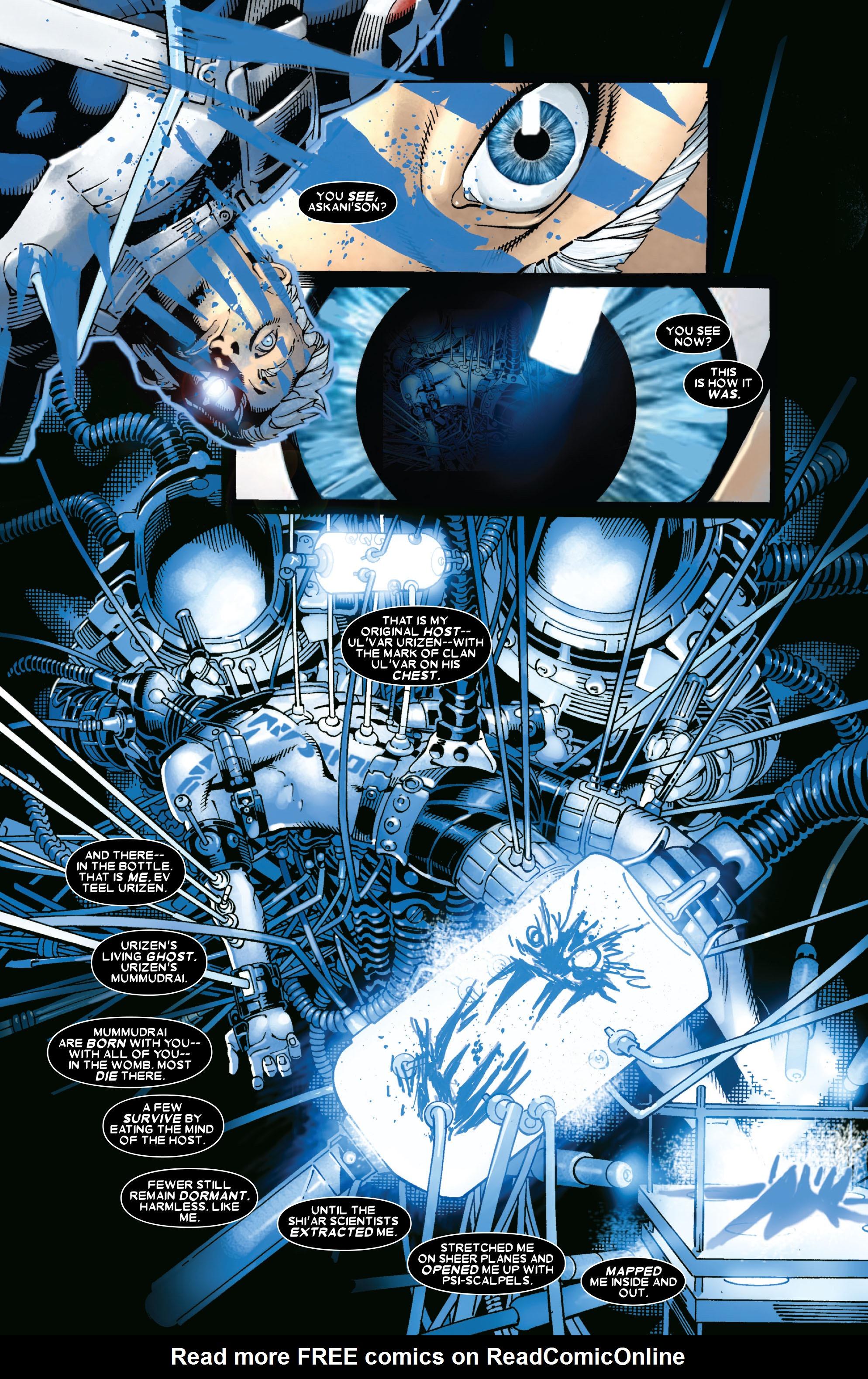 X-Men (1991) 198 Page 16
