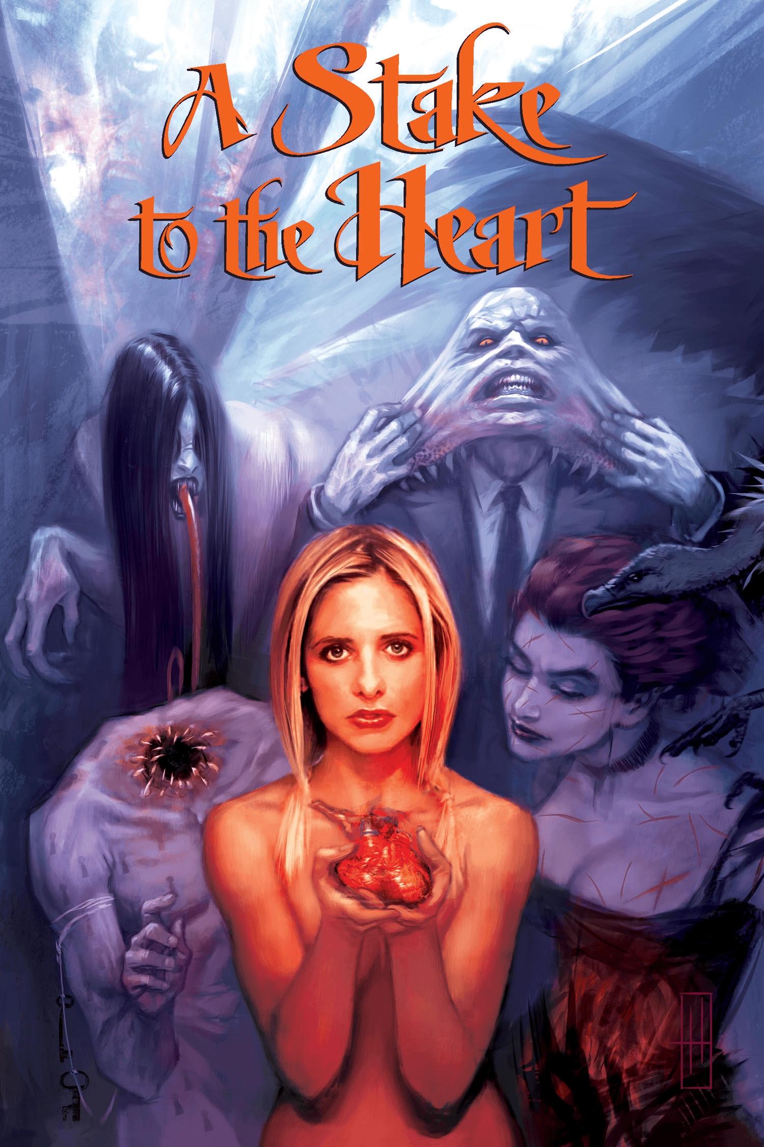 Read online Buffy the Vampire Slayer: Omnibus comic -  Issue # TPB 2 - 19