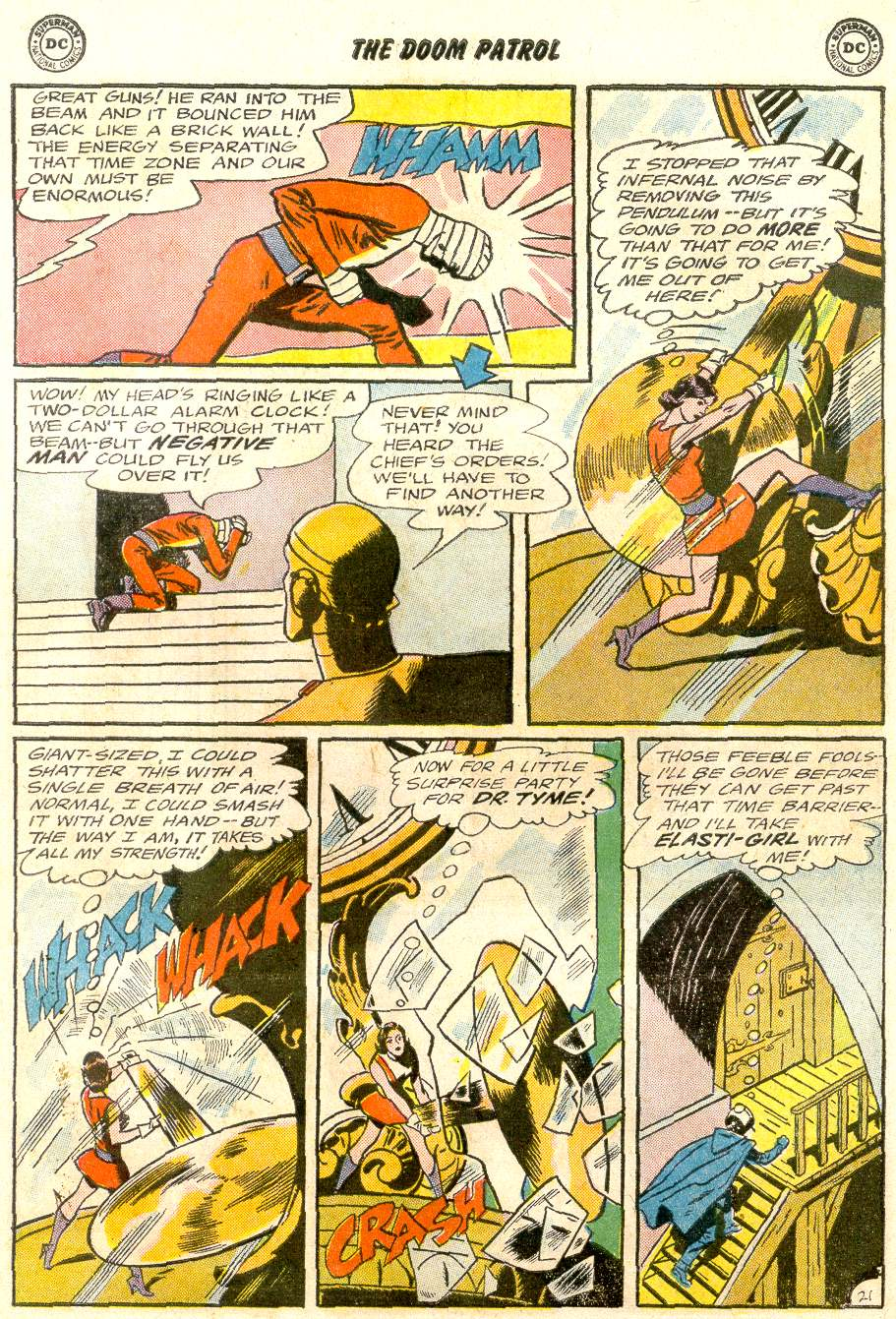 Doom Patrol (1964) issue 92 - Page 27