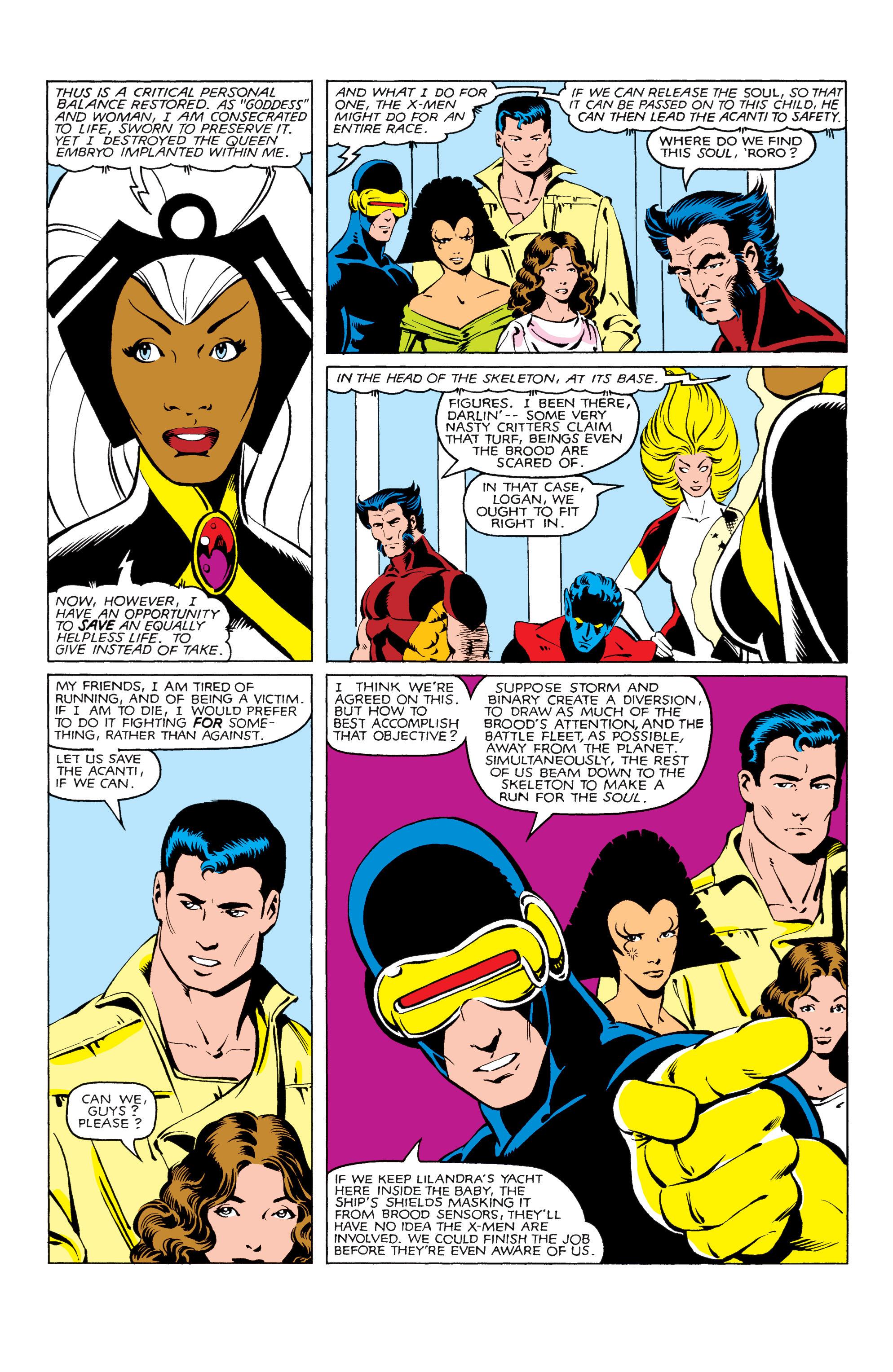 Read online Uncanny X-Men (1963) comic -  Issue #166 - 11